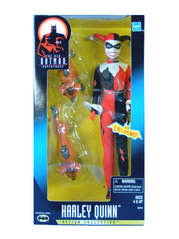 "Batman The Animated Series 12"" Harley Quinn Sealed NEW"