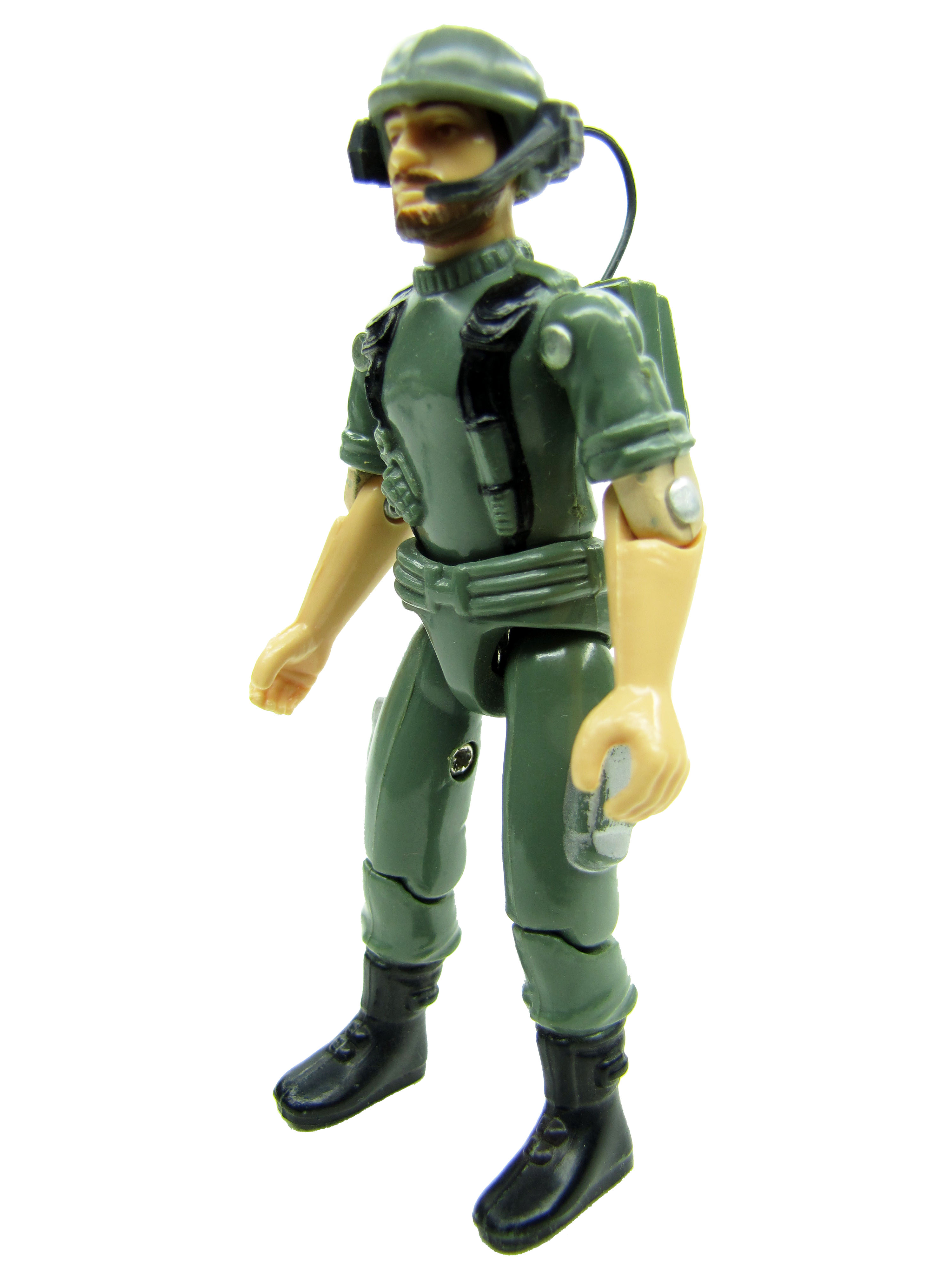 1982 GIJoe BREAKER COMMUNICATIONS OFFICER Complete
