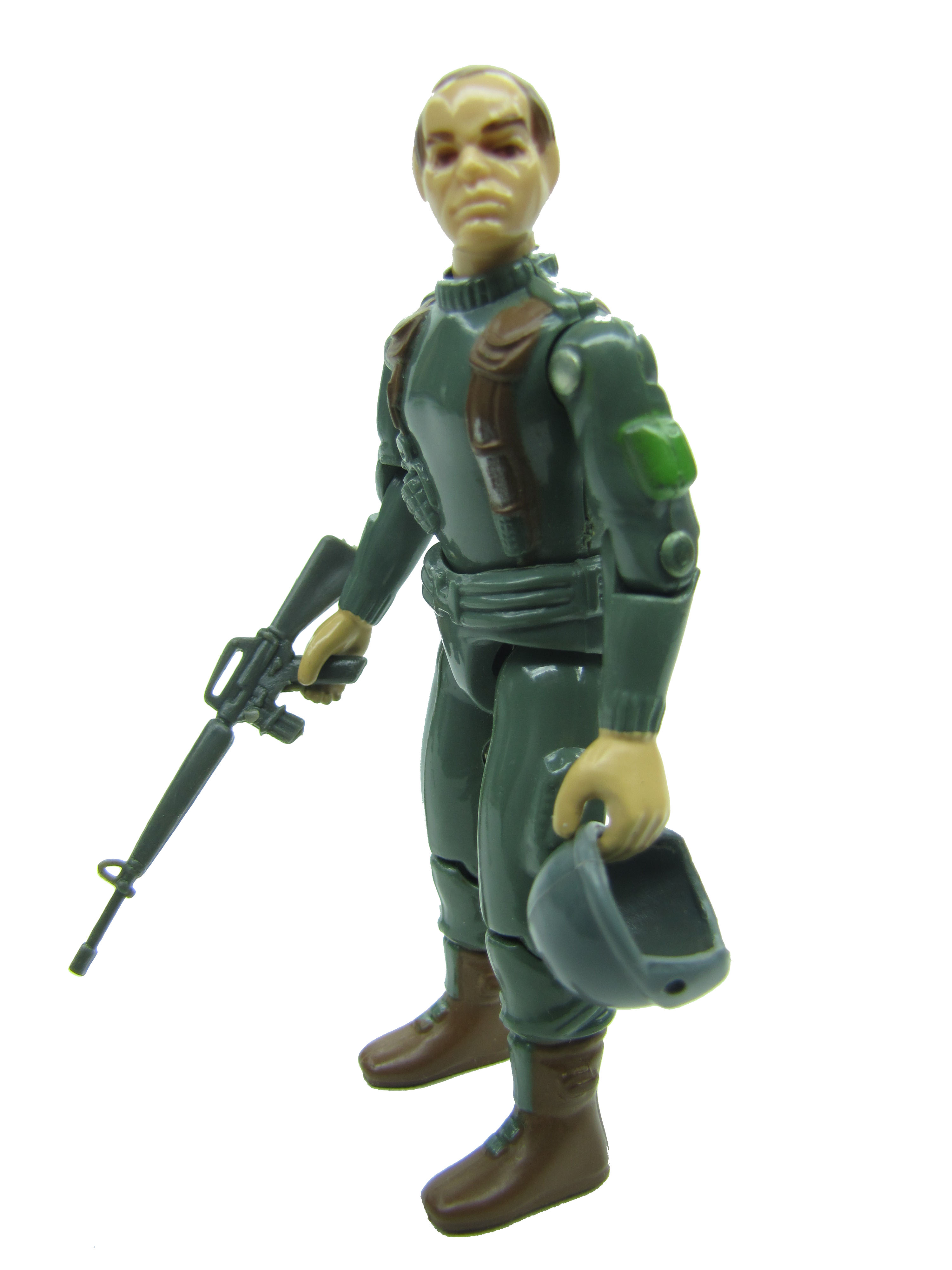 1982 GIJoe A Real American Hero GRUNT INFANTRY TROOPER Complete