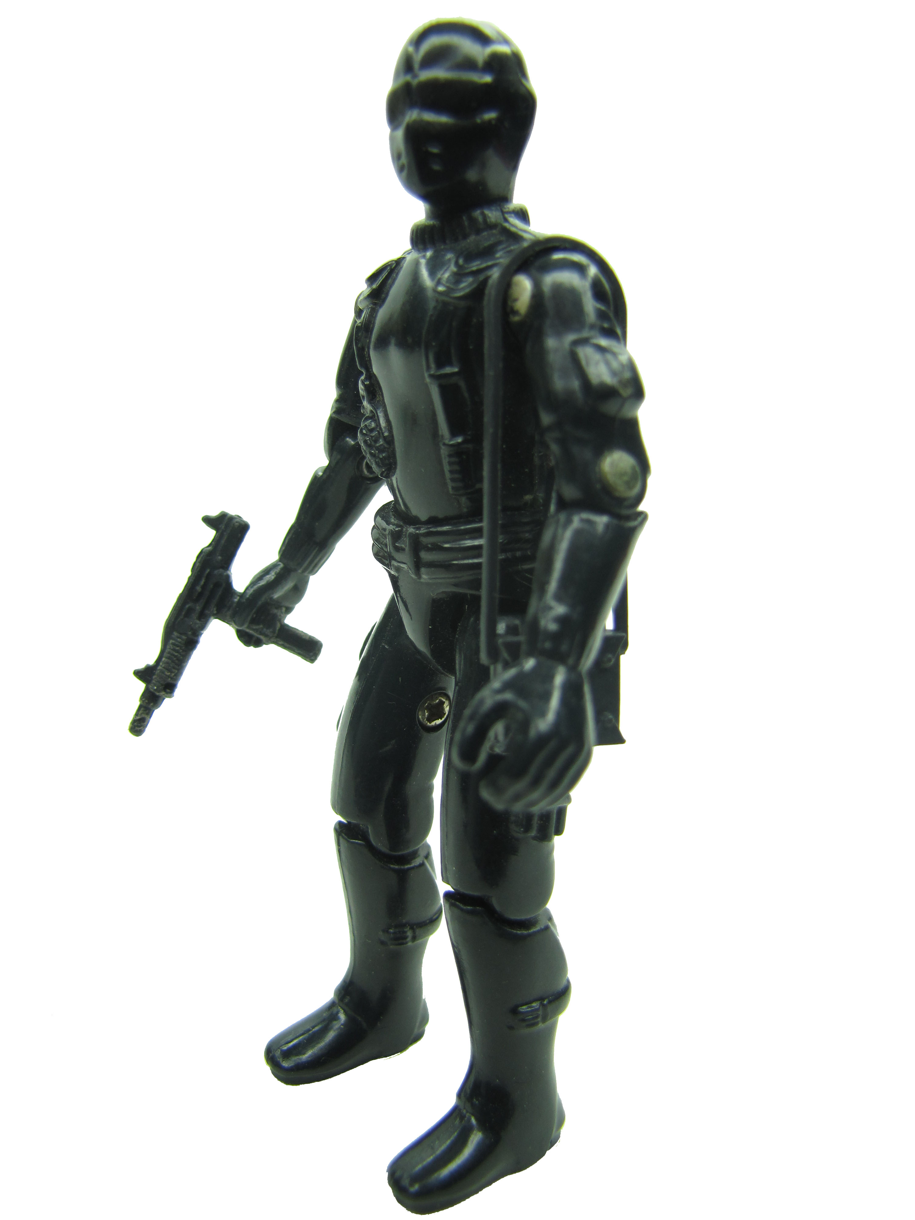 1982 GIJoe A Real American Hero SNAKE EYES COMMANDO Complete