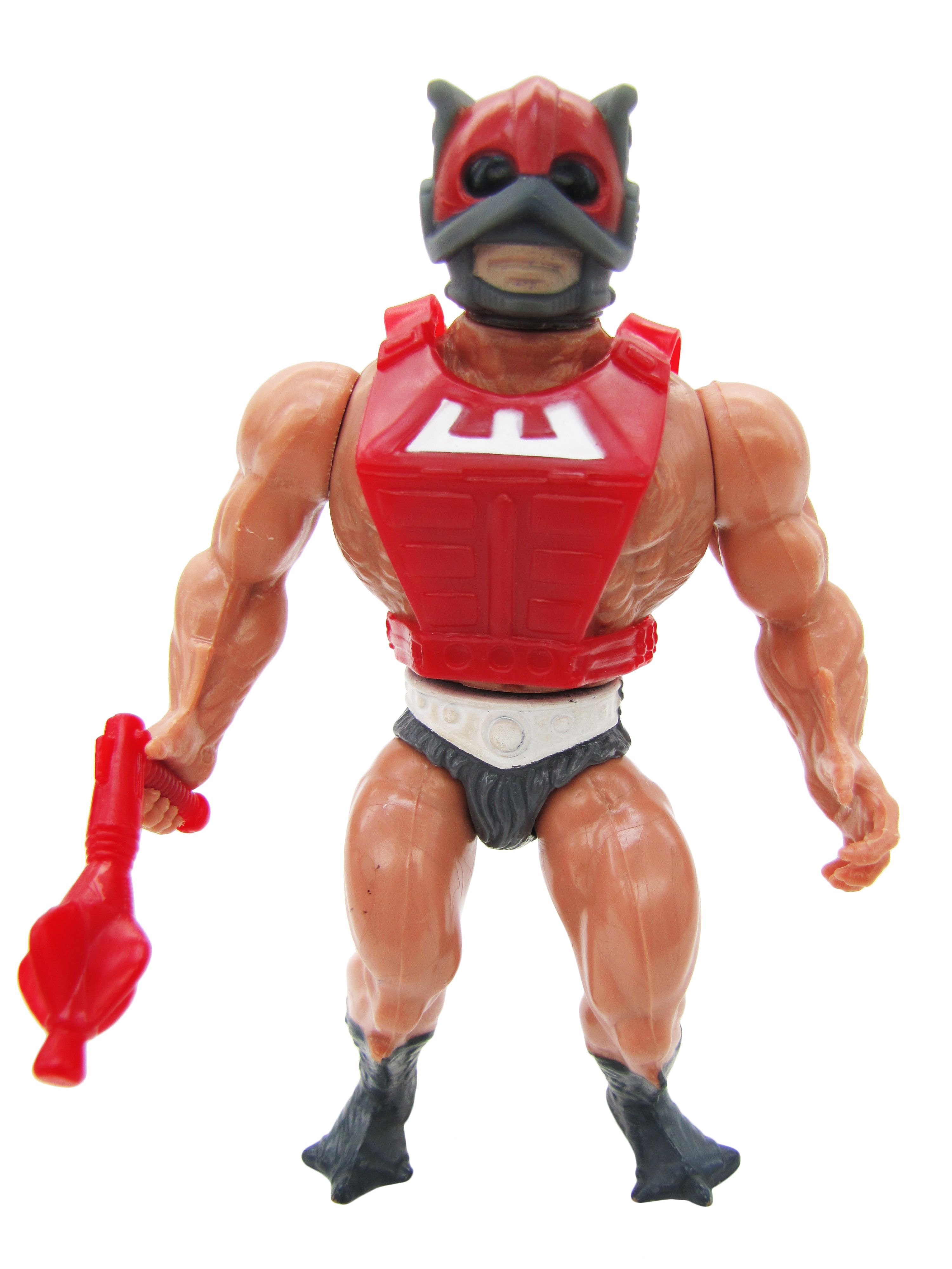 1982 MOTU Masters of the Universe ZODAC COSMIC ENFORCER Complete Mint
