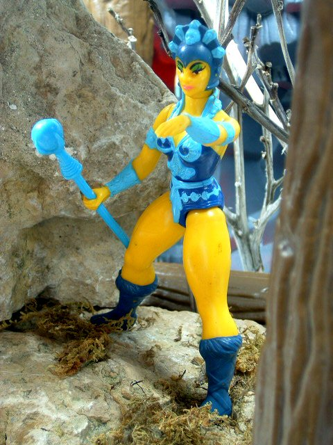 1983 Masters of the Universe Evil-Lyn Complete