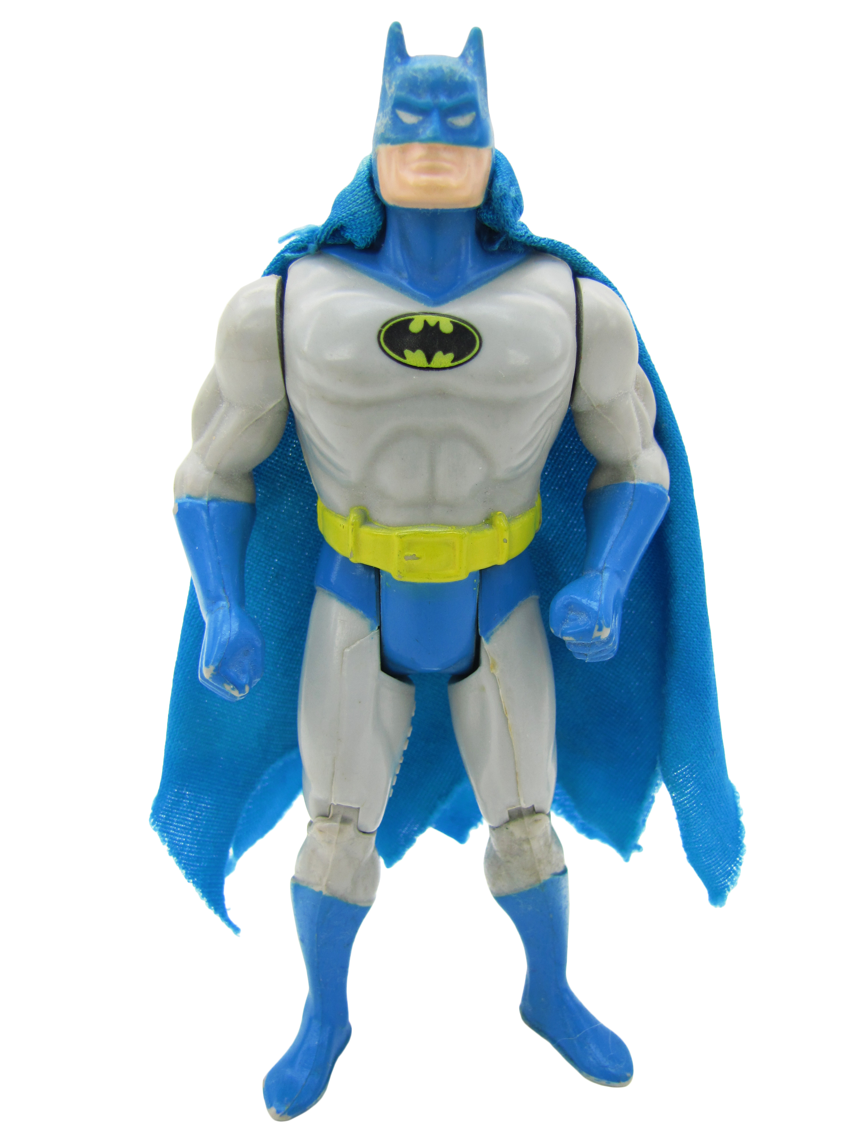 1984 DC Super Powers Collection BATMAN Complete Near Mint Condition