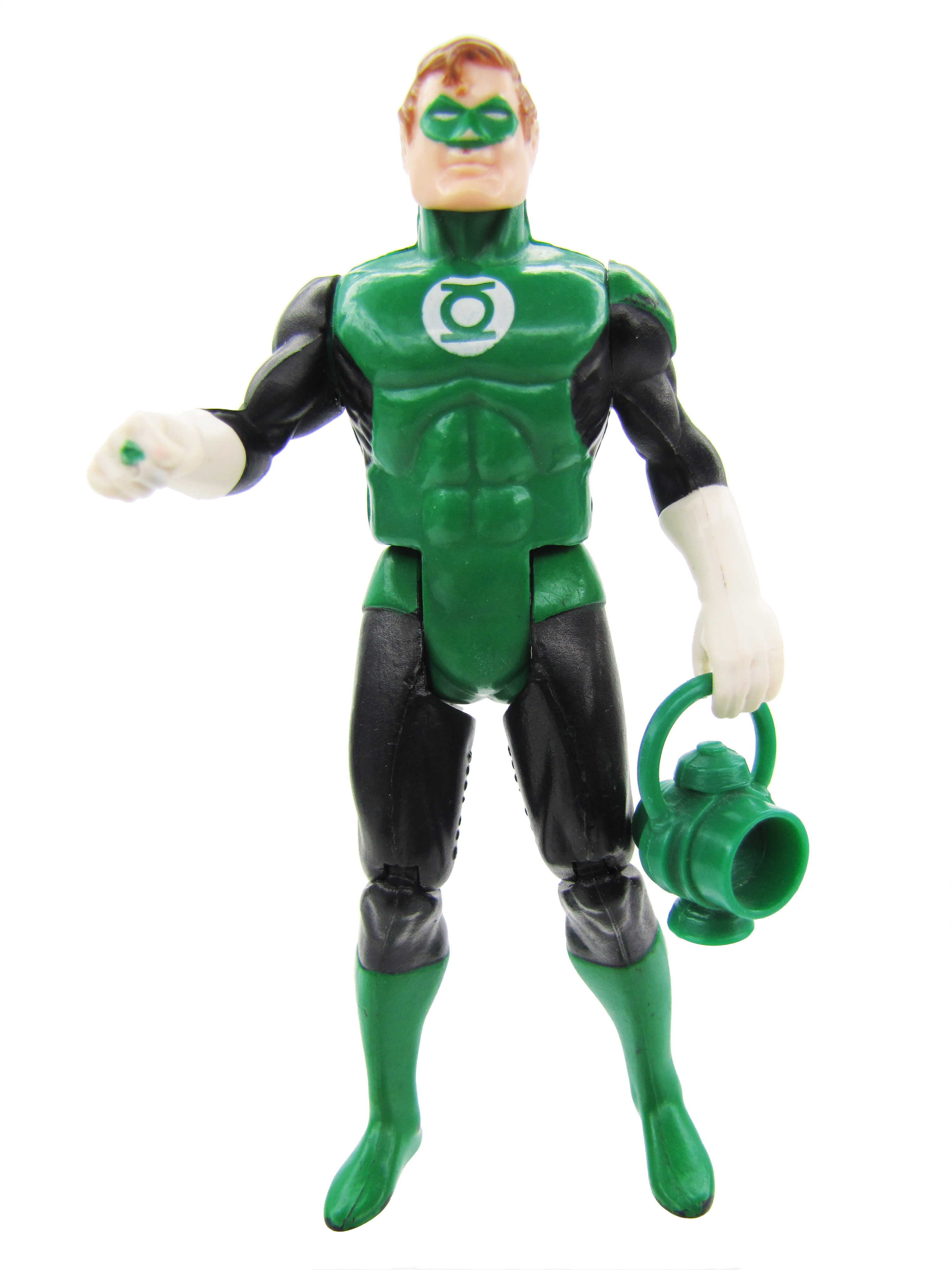 1984 DC Super Powers Collection GREEN LANTERN Complete Good Condition
