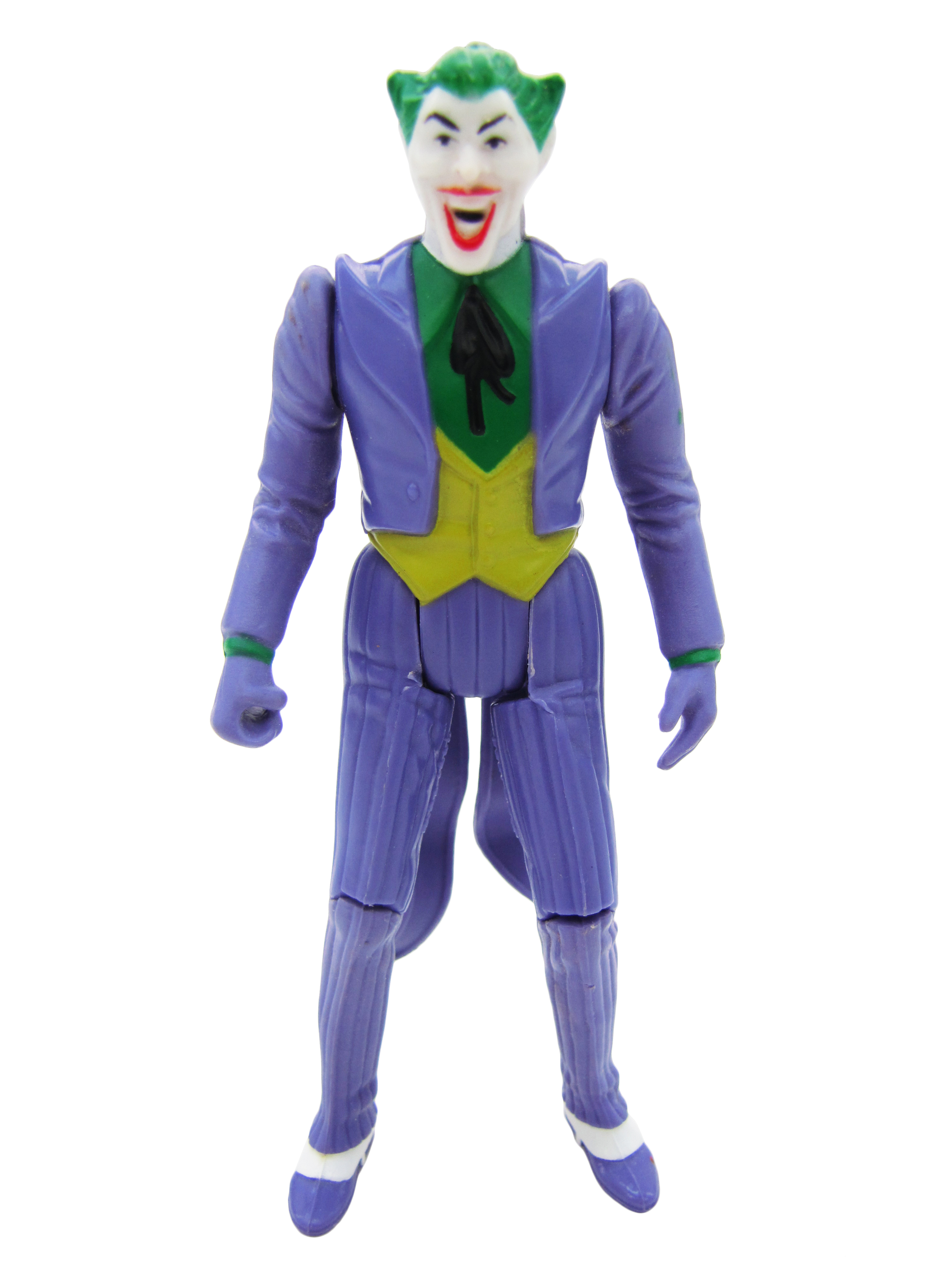 1984 DC Super Powers Collection THE JOKER with Coat Tails Mint Condition