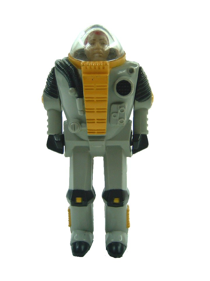 1984 GIJoe A Real American Hero DEEP SIX S.H.A.R.C. DIVER Complete