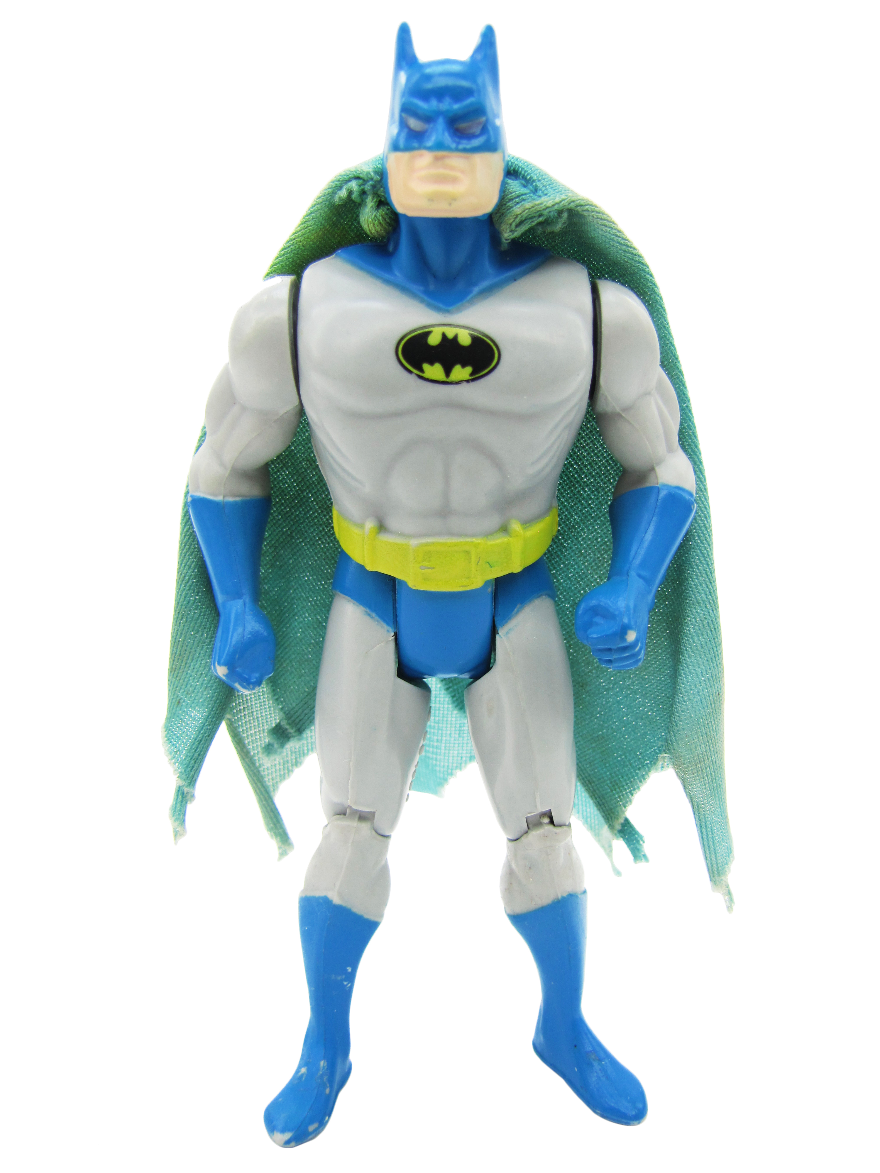 1984 DC Super Powers Collection BATMAN Complete Great Condition