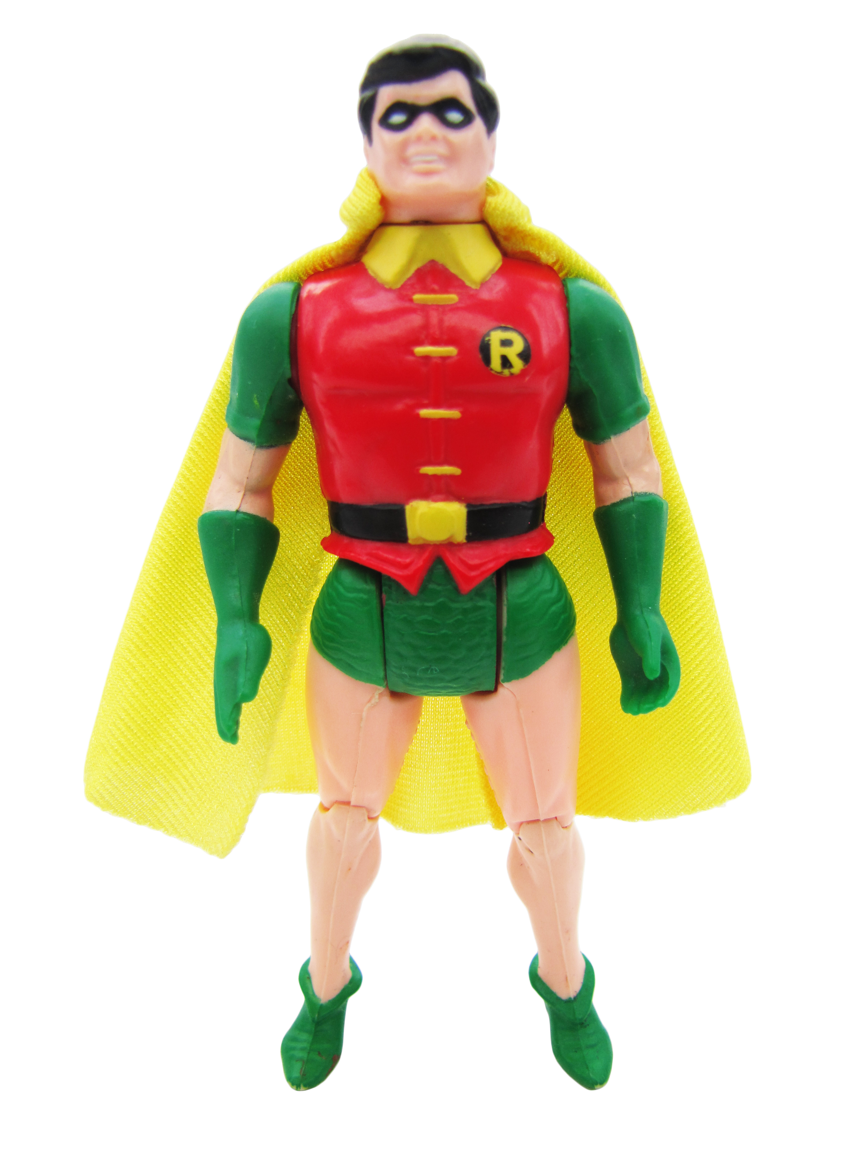 1984 DC Super Powers Collection ROBIN Complete Near Mint Condition