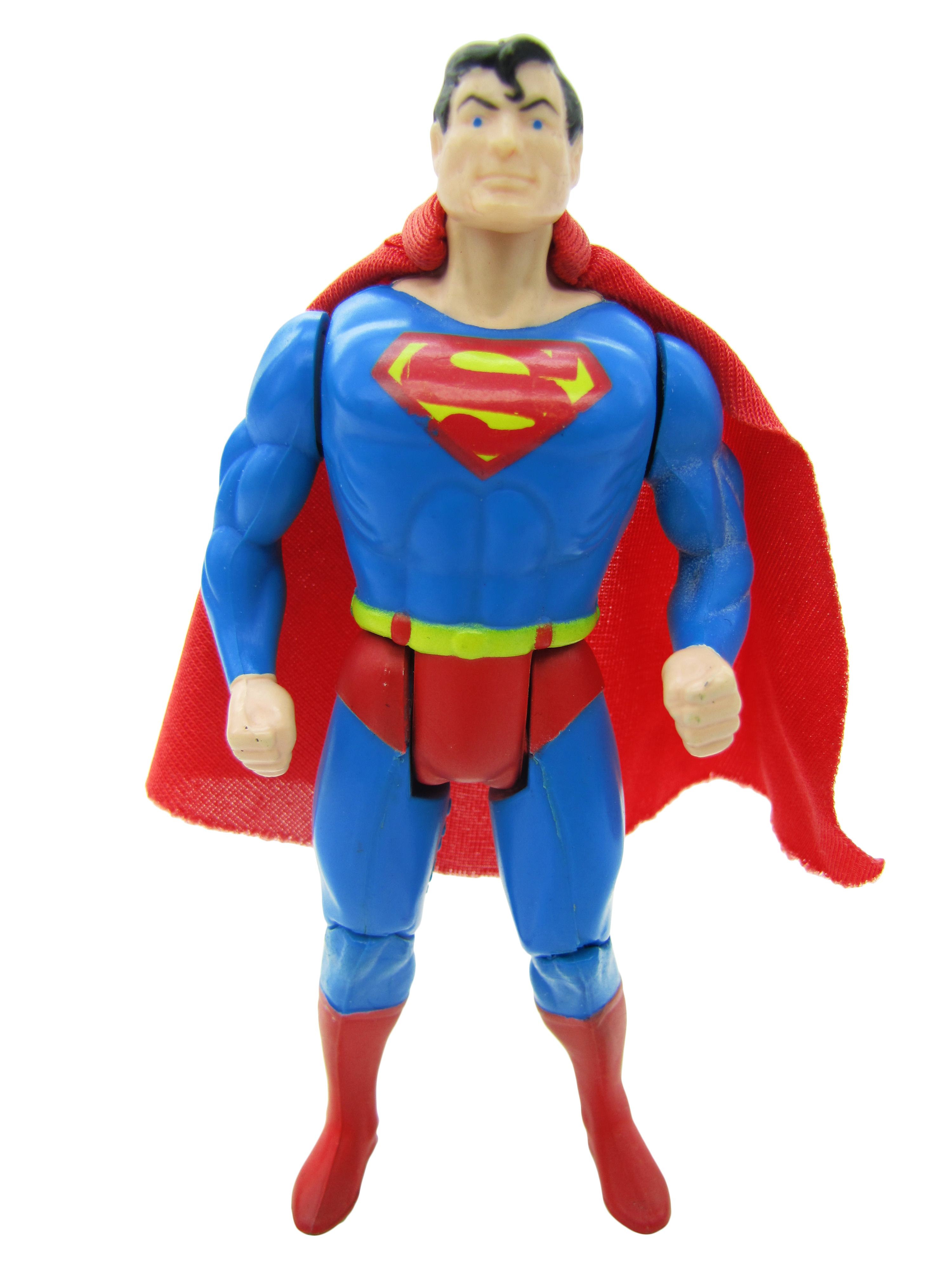 1984 DC Super Powers Collection SUPERMAN Complete Mint Condition