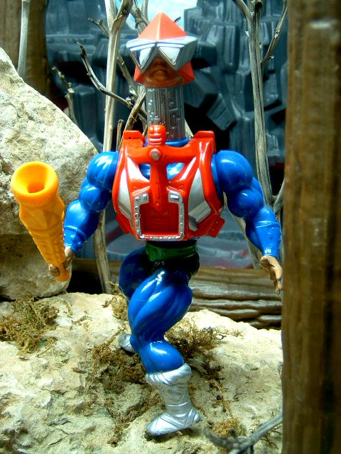 1984 Masters of the Universe Mekaneck Complete