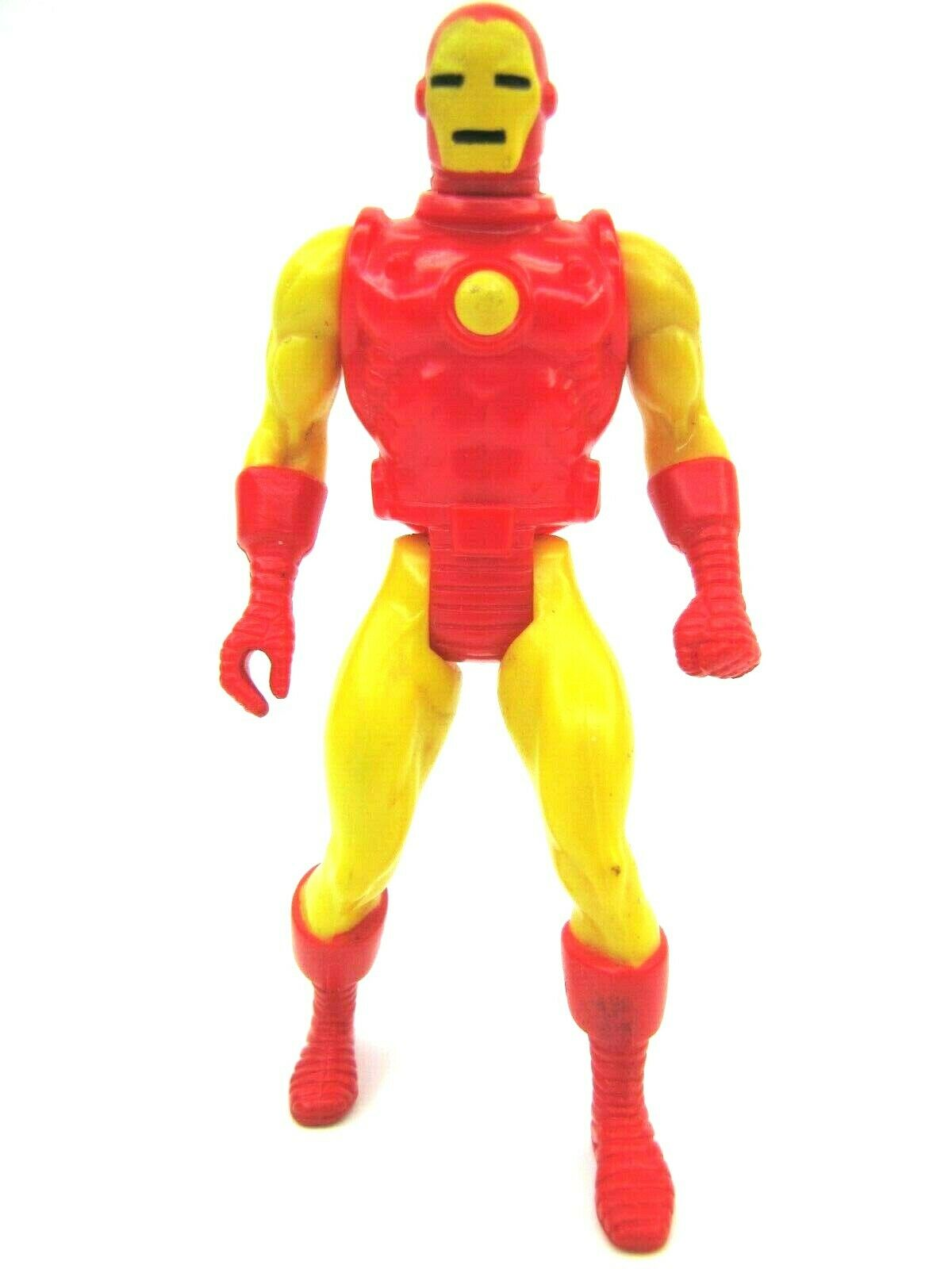 1984 Marvel Super Heroes Secret Wars Collection IRON MAN Near Mint