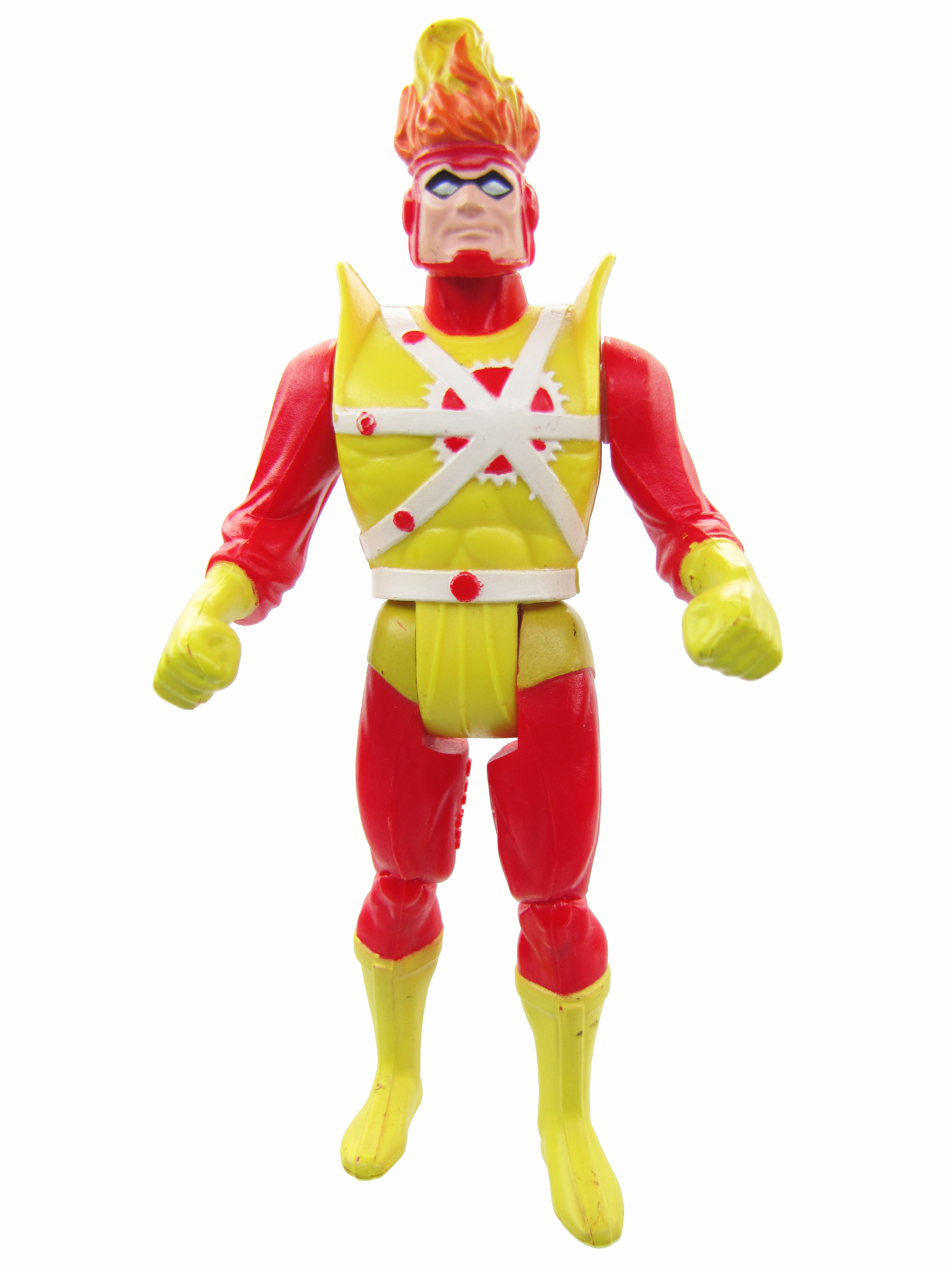1985 DC Super Powers Collection FIRESTORM Complete
