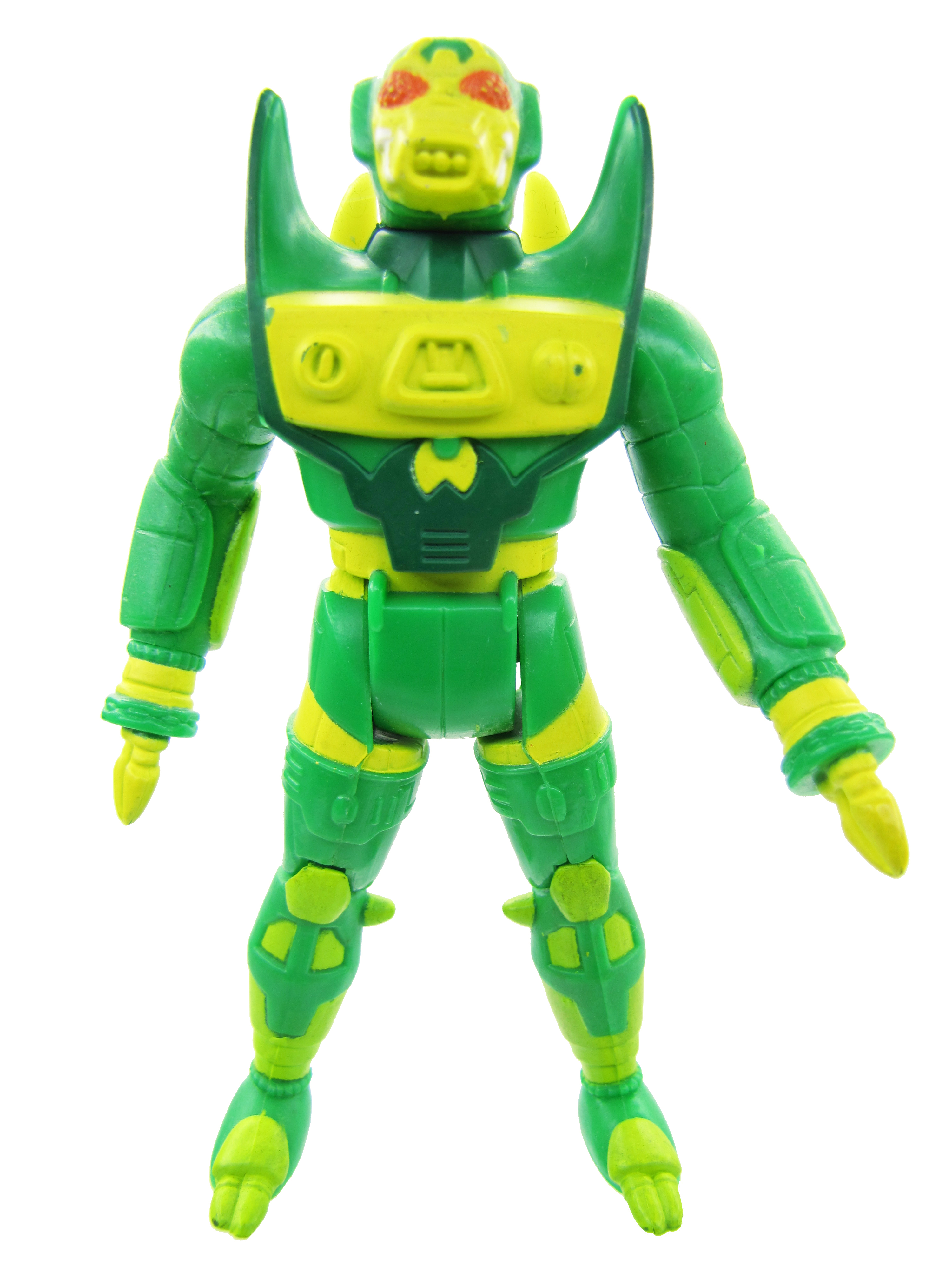 1985 DC Super Powers Collection MANTIS Complete