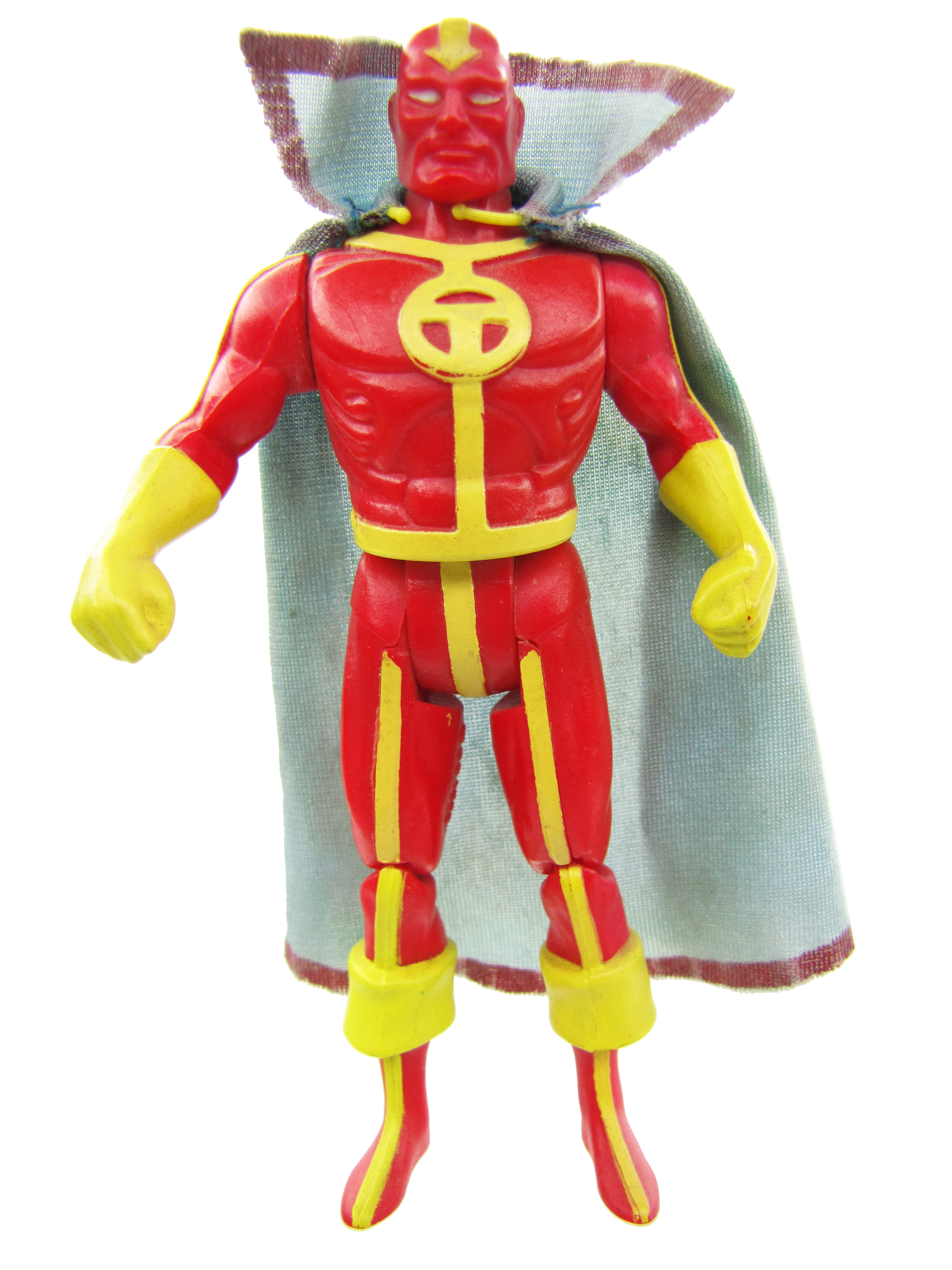 1985 DC Super Powers Collection RED TORNADO Complete