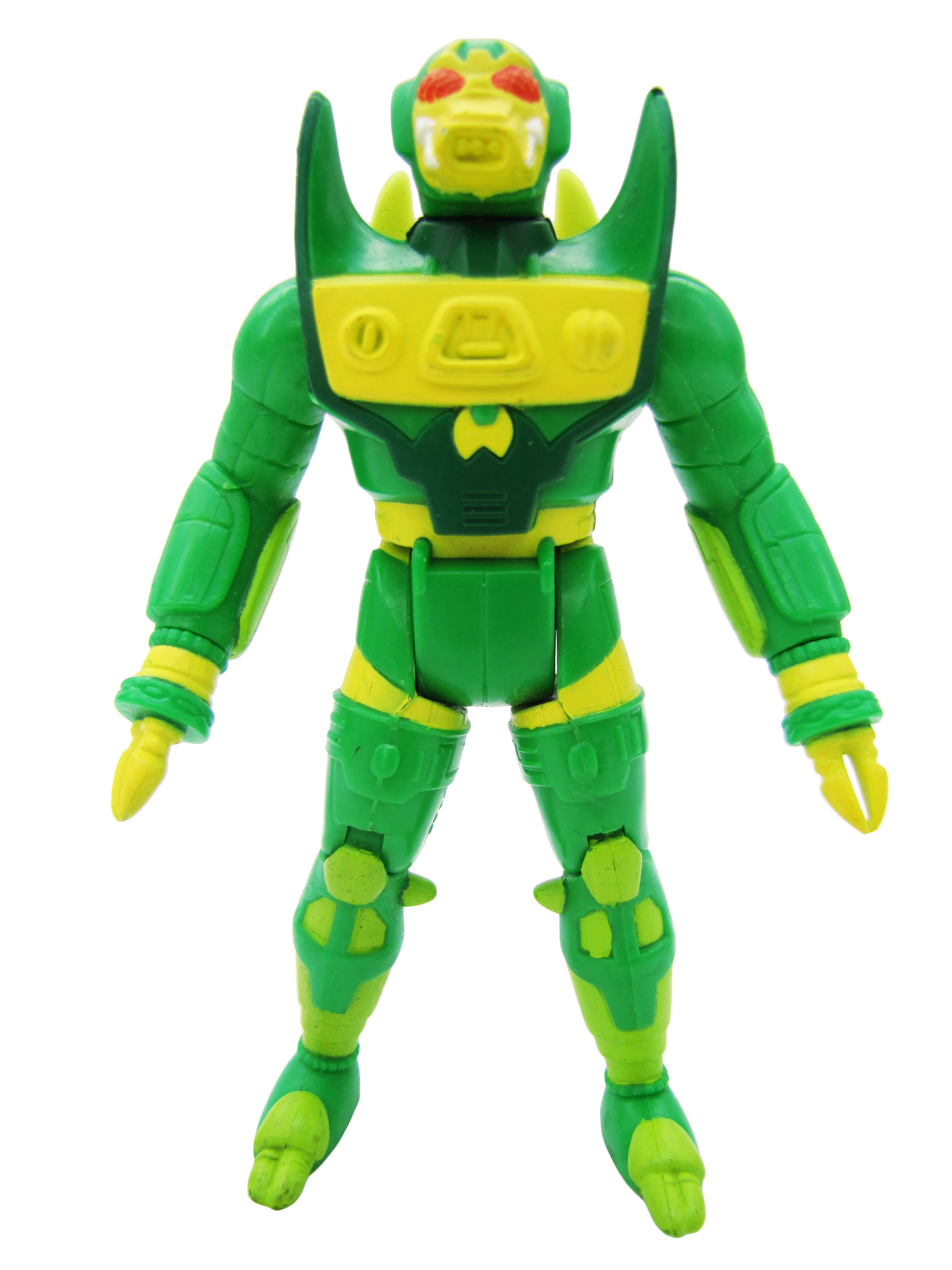 1985 DC Super Powers Collection MANTIS Complete Mint Condition