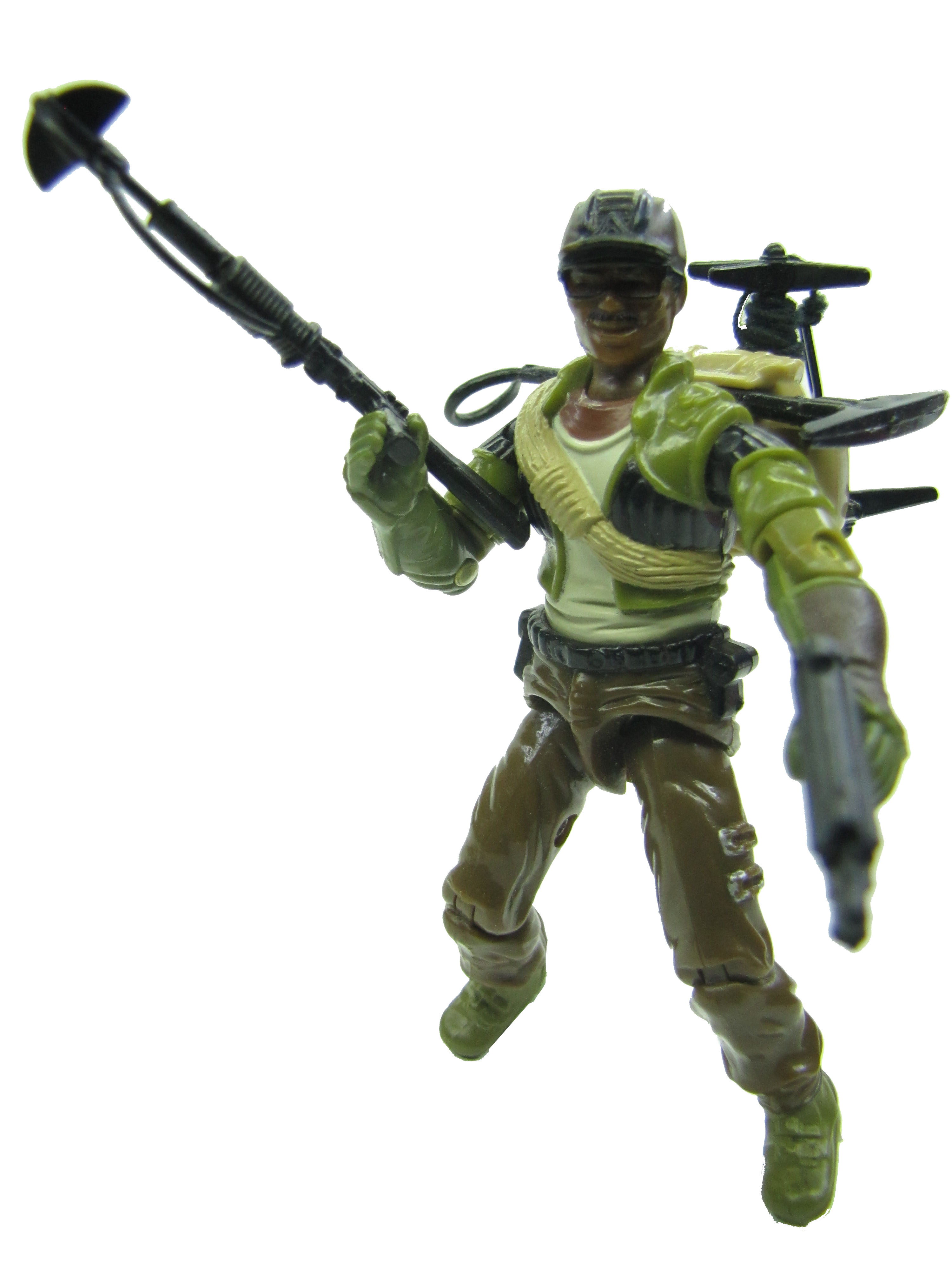 1985 GIJoe ALPINE MOUNTAIN TROOPER Complete