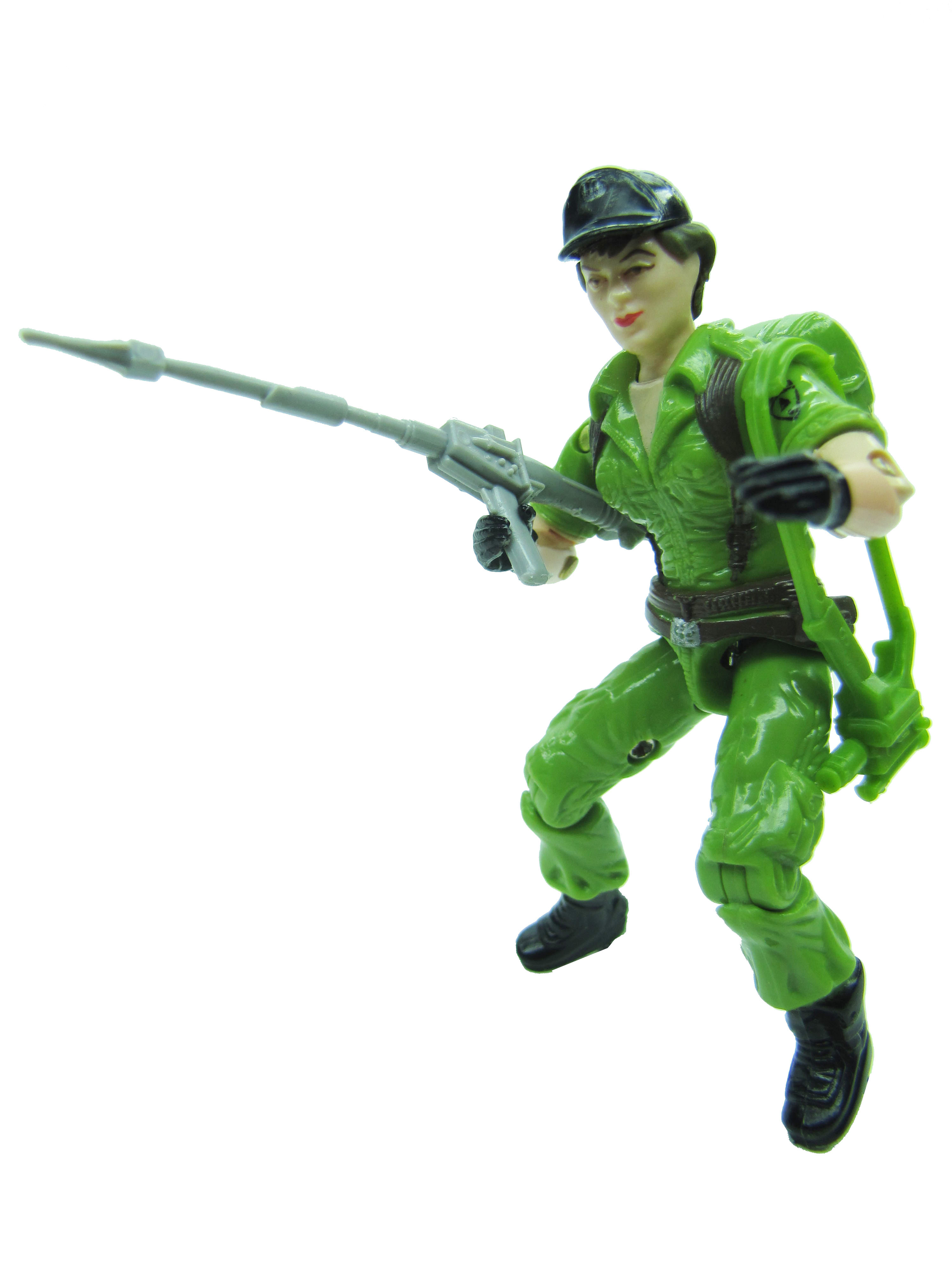 1985 GIJoe LADY JAYE COVERT OPERATIONS Complete