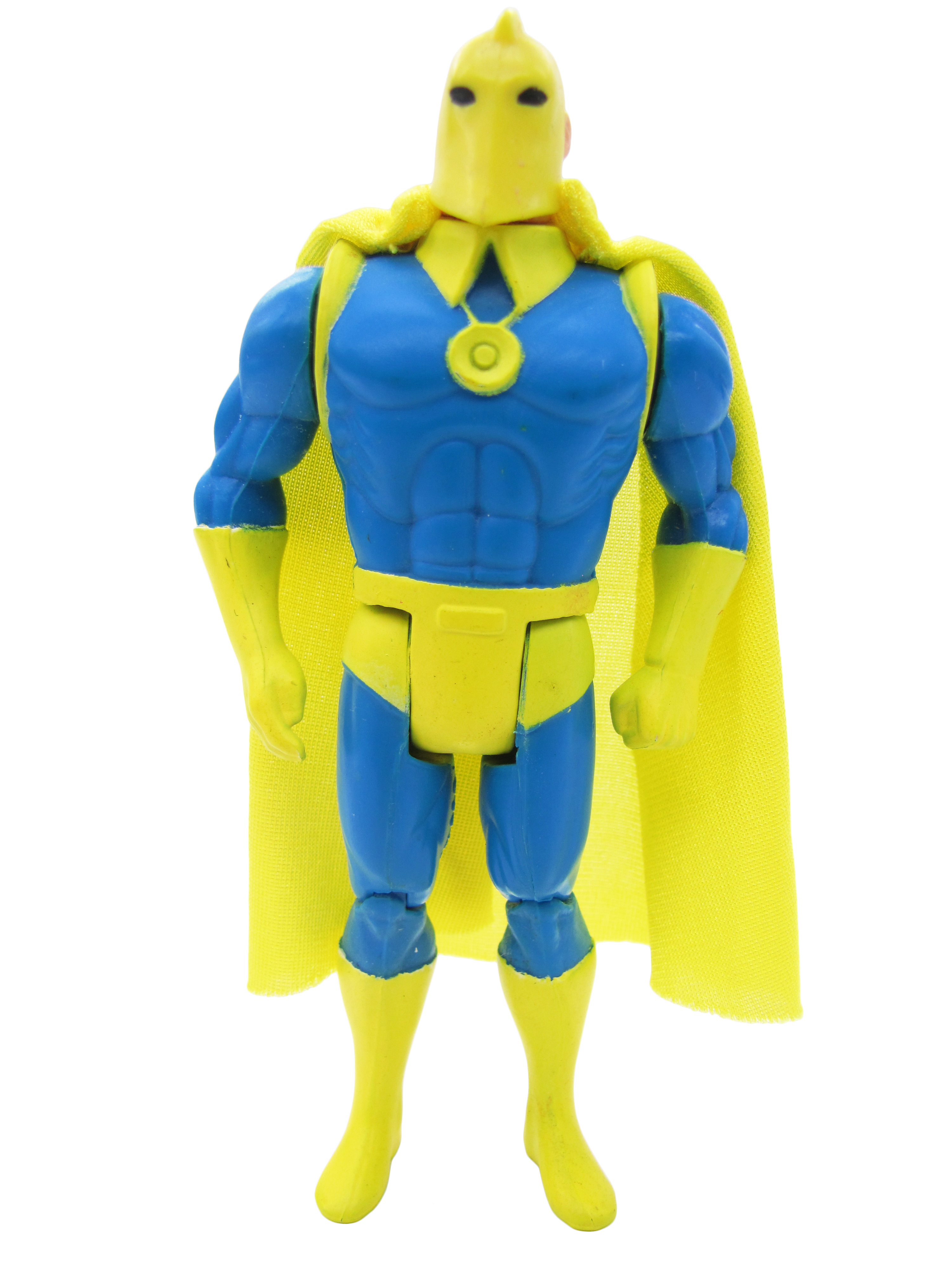 1985 DC Super Powers Collection DR. FATE Complete Mint Condition