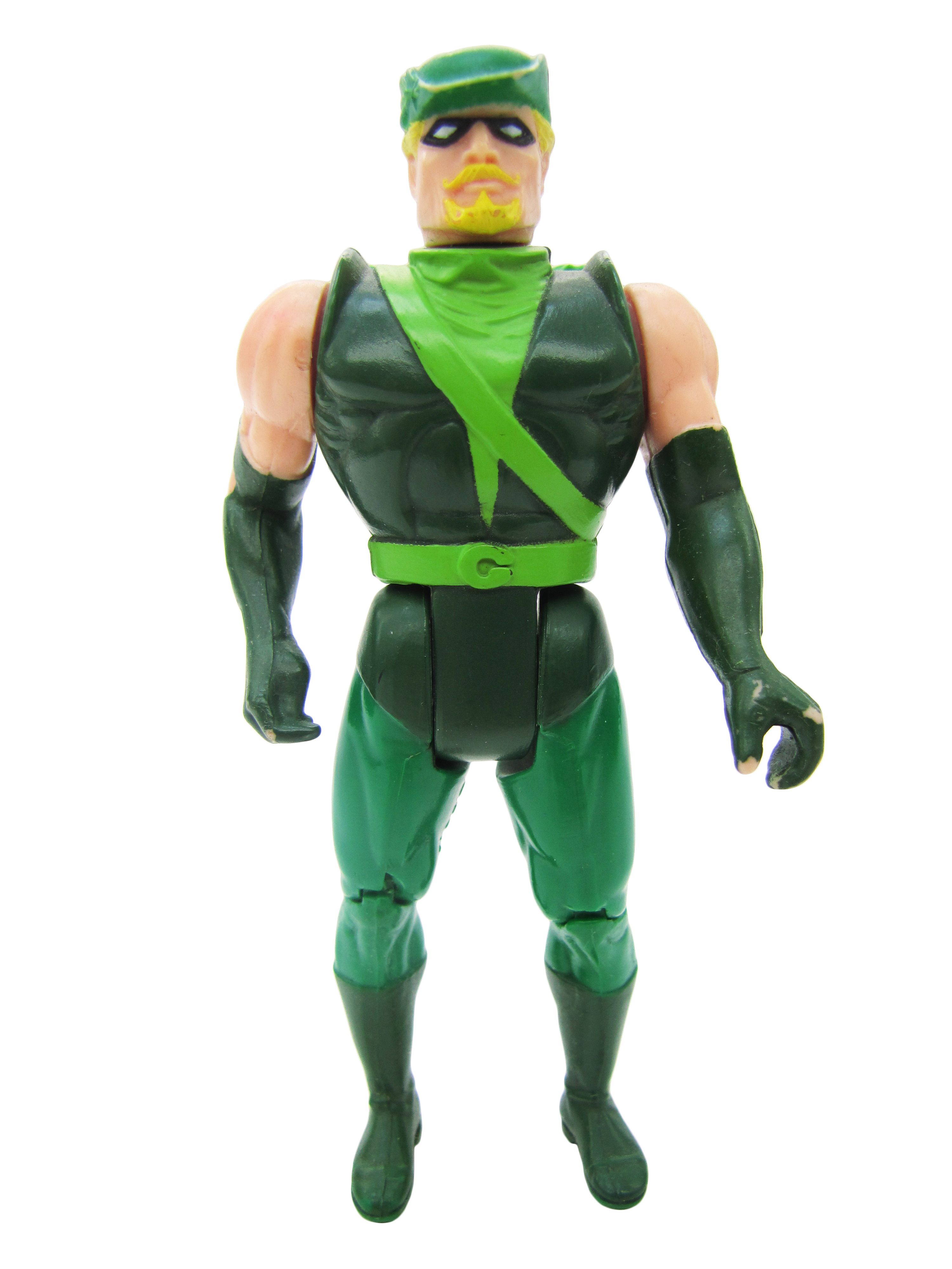 1985 DC Super Powers Collection GREEN ARROW Fair Condition