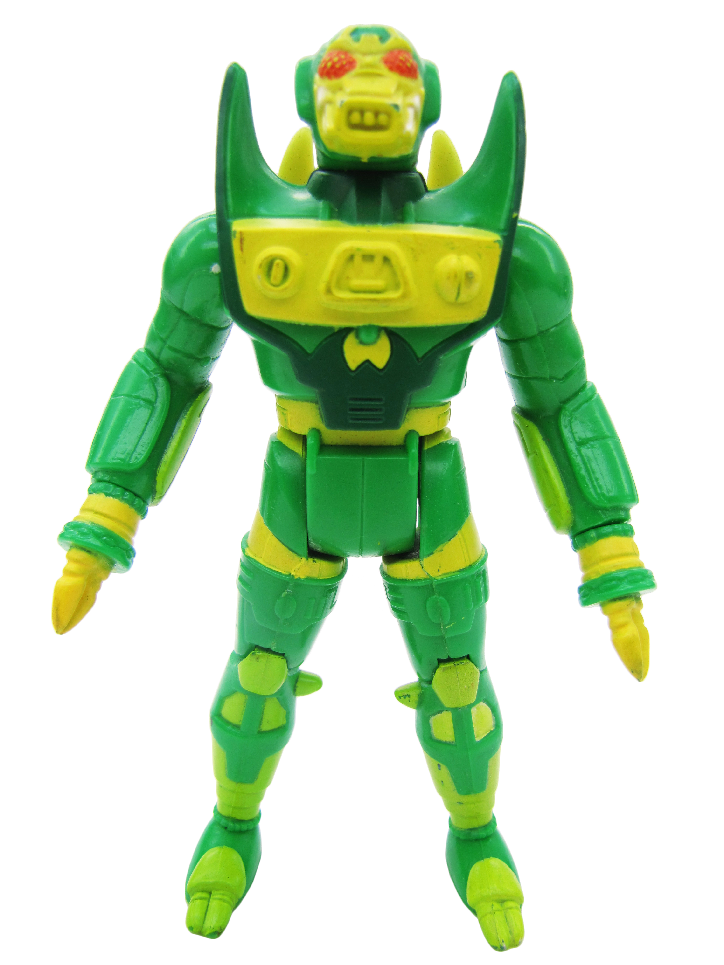 1985 DC Super Powers Collection MANTIS Near Mint Condition
