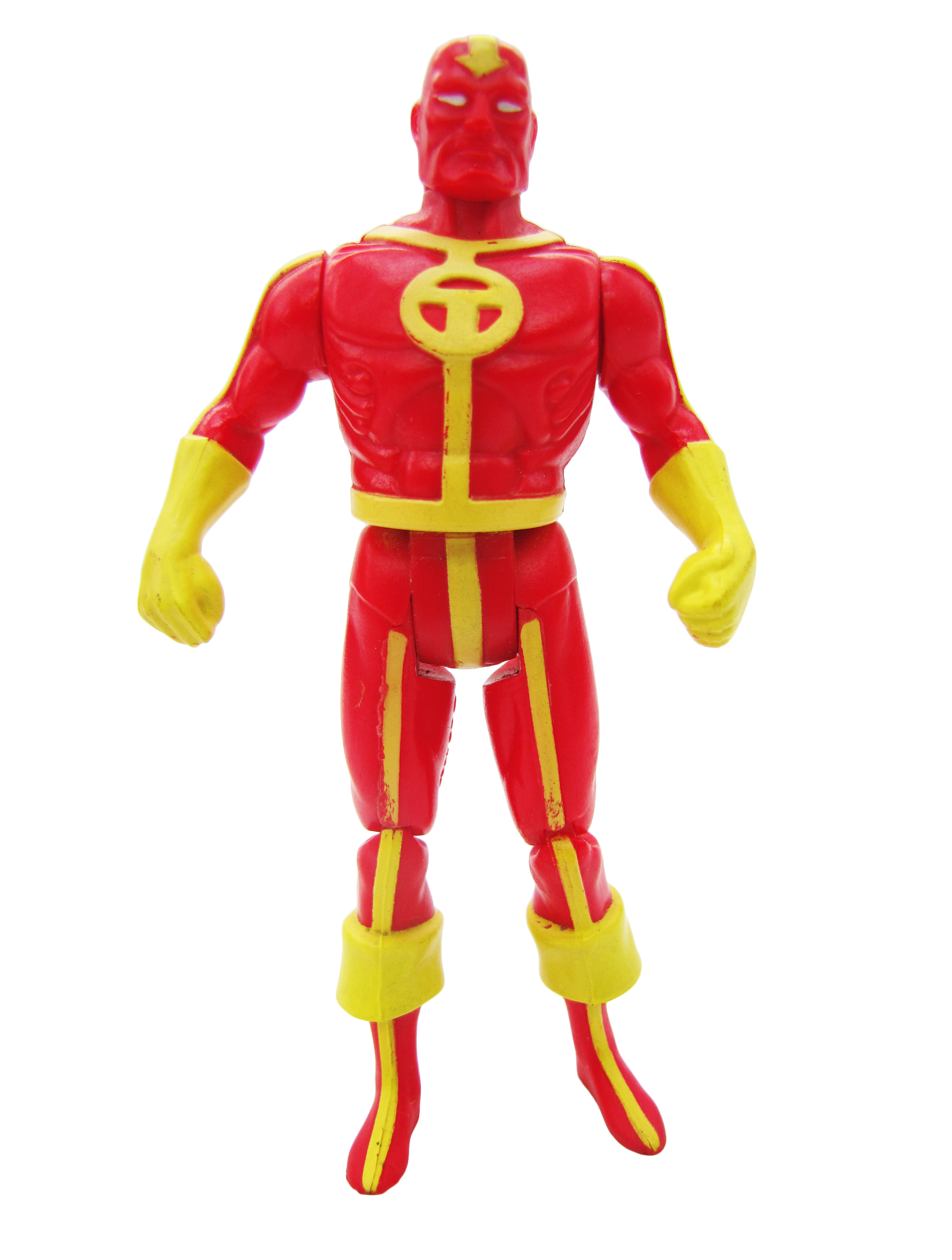1985 DC Super Powers Collection RED TORNADO Great Condition