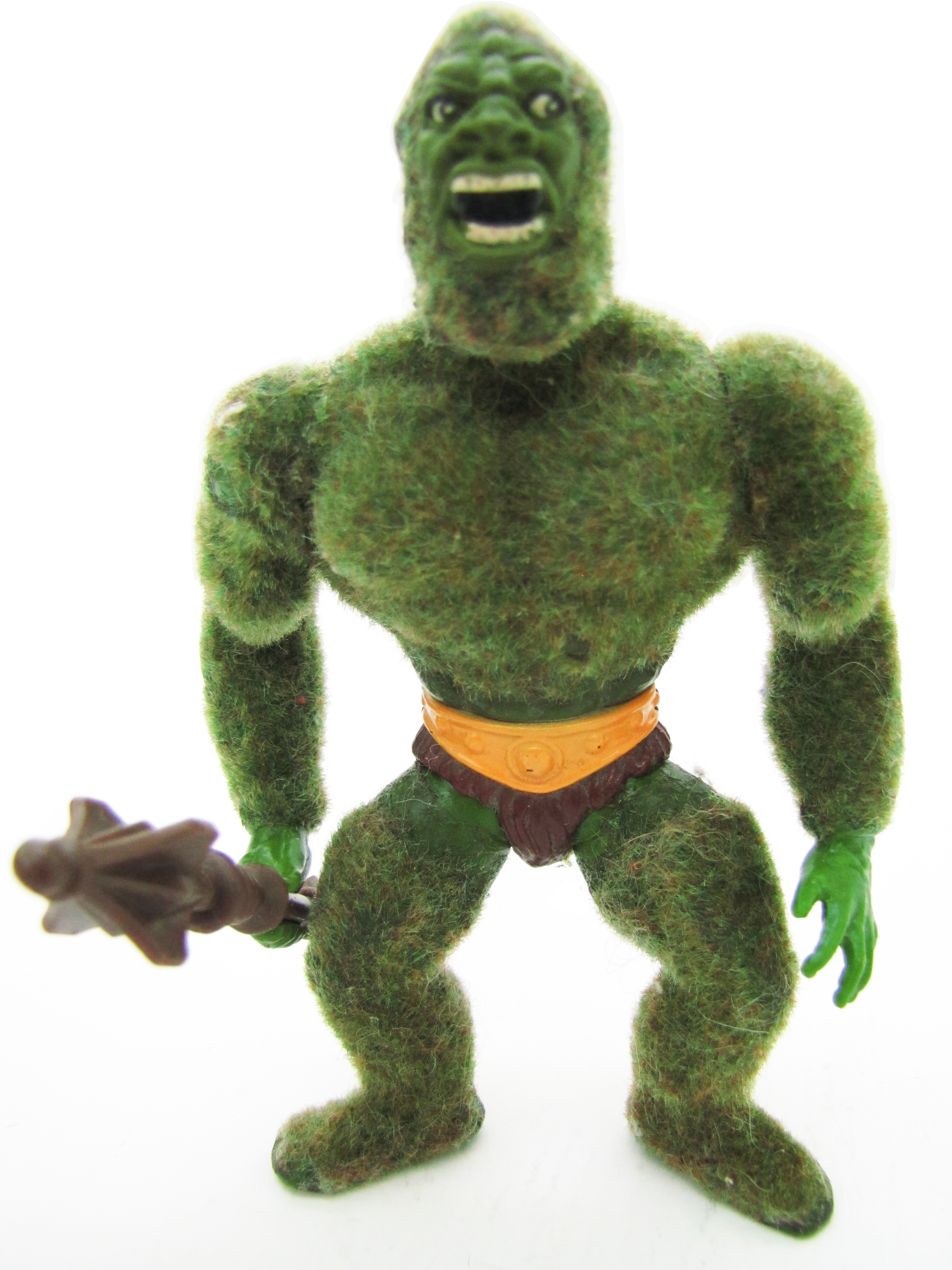 1985 MOTU Masters of the Universe MOSS MAN HEROIC SPY & MASTER OF CAMOUFLAGE