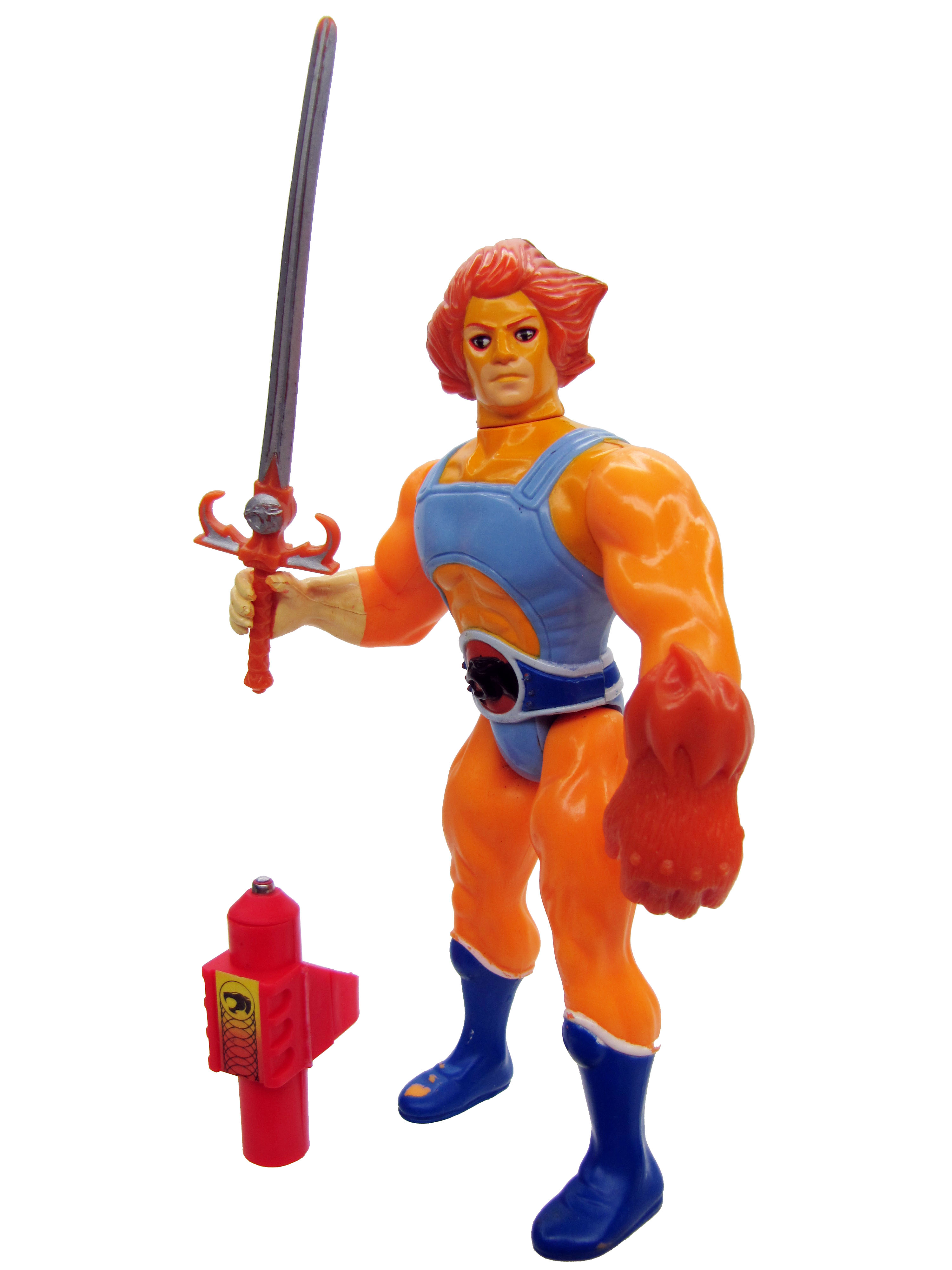 1985 ThunderCats Lion-O Complete