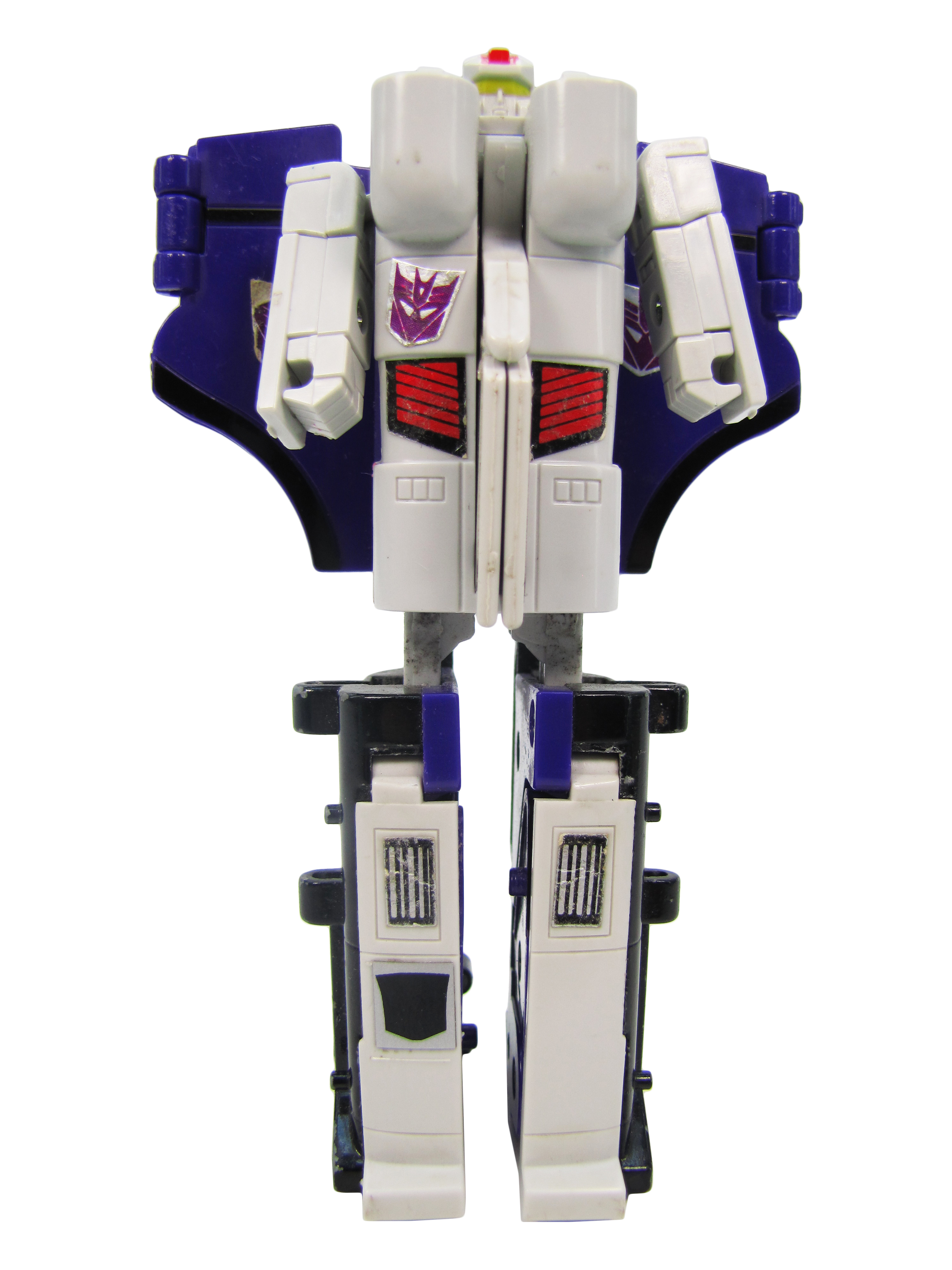1985 Transformers Generation 1 Triple Changers Decepticon ASTROTRAIN Fair Shape
