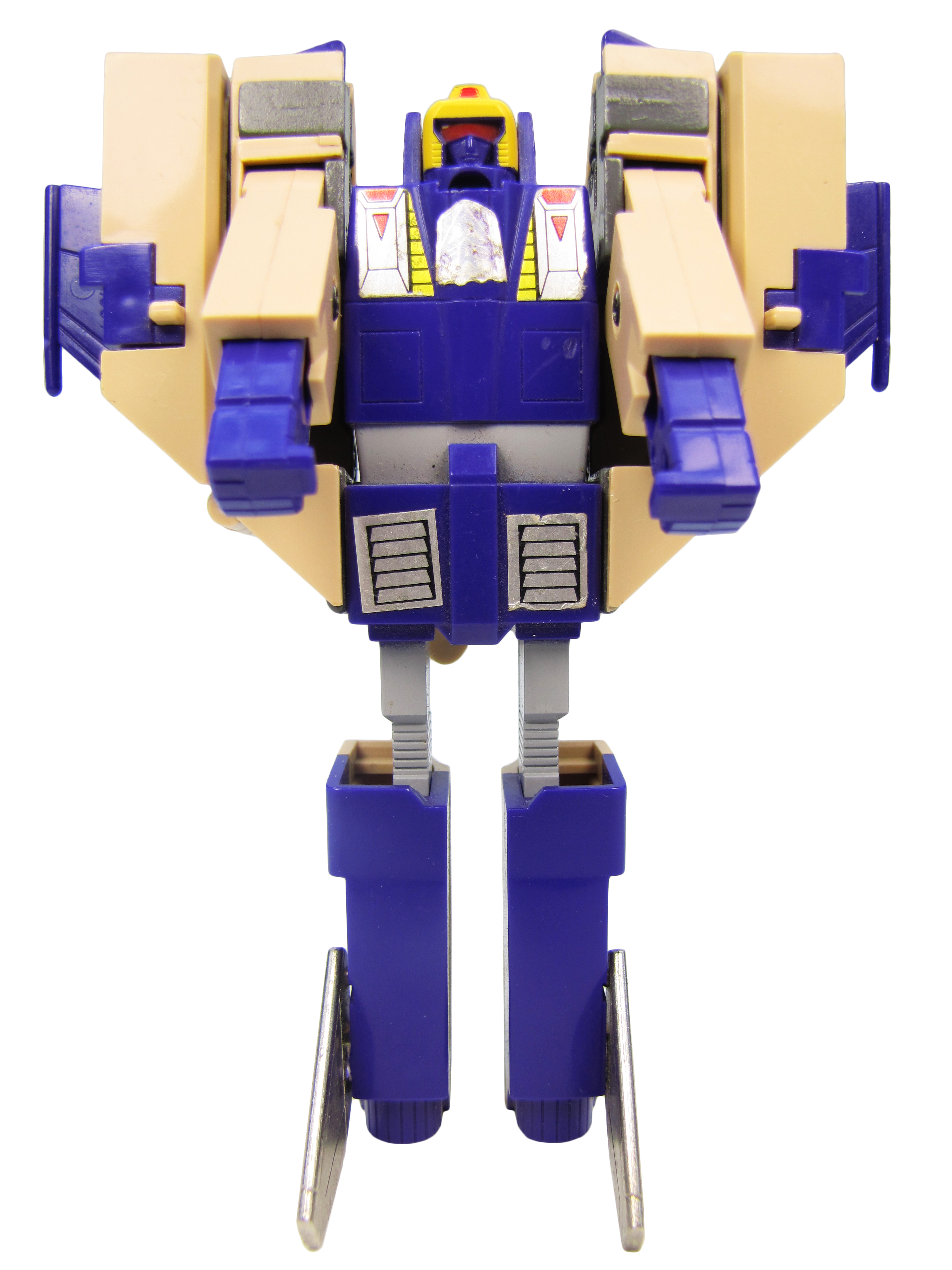 1985 Transformers Generation 1 Triple Changers Decepticon BLITZWING Great Shape