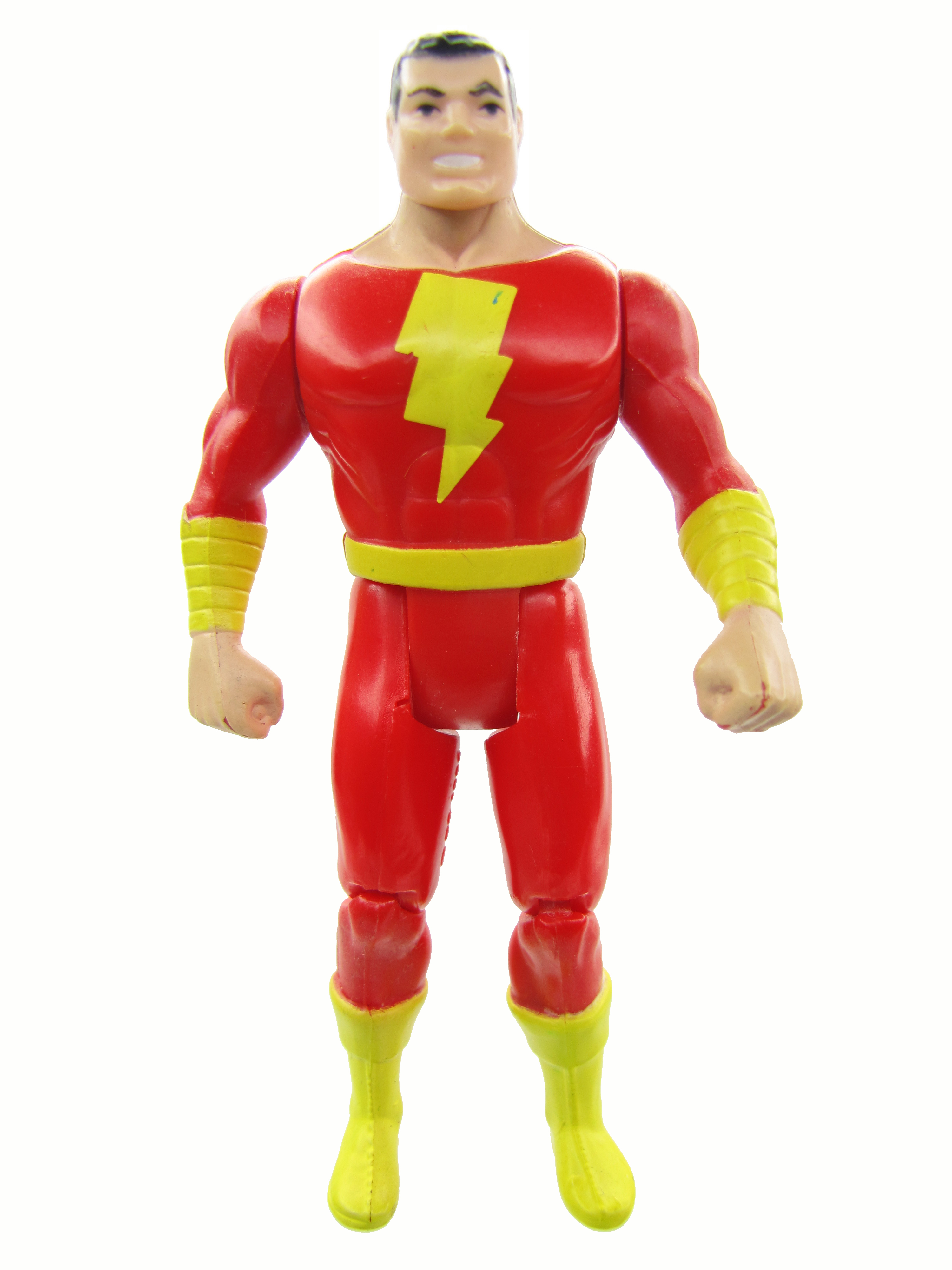 1986 DC Super Powers Collection SHAZAM Near Mint Condition