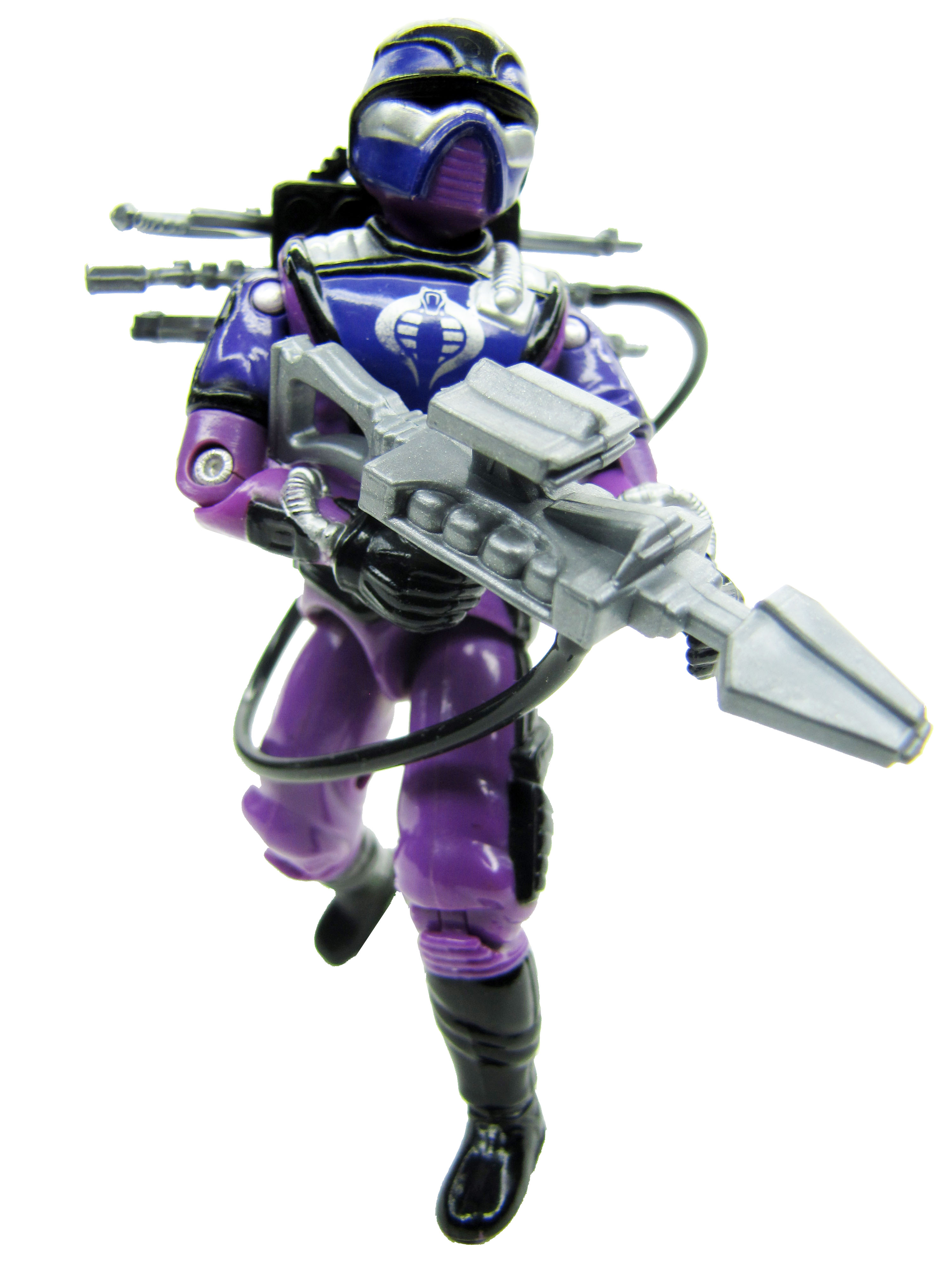 1987 GIJoe COBRA TECHNO-VIPER COBRA BATTLEFIELD TECHNICIAN