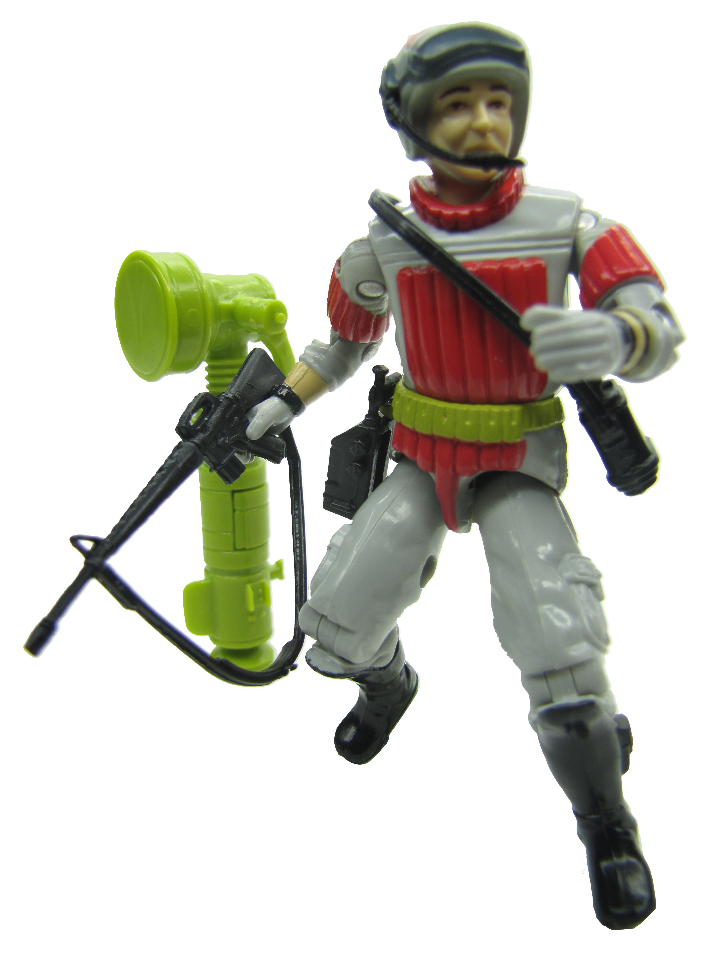 1987 GIJoe Sneak Peek ADVANCED RECON Complete