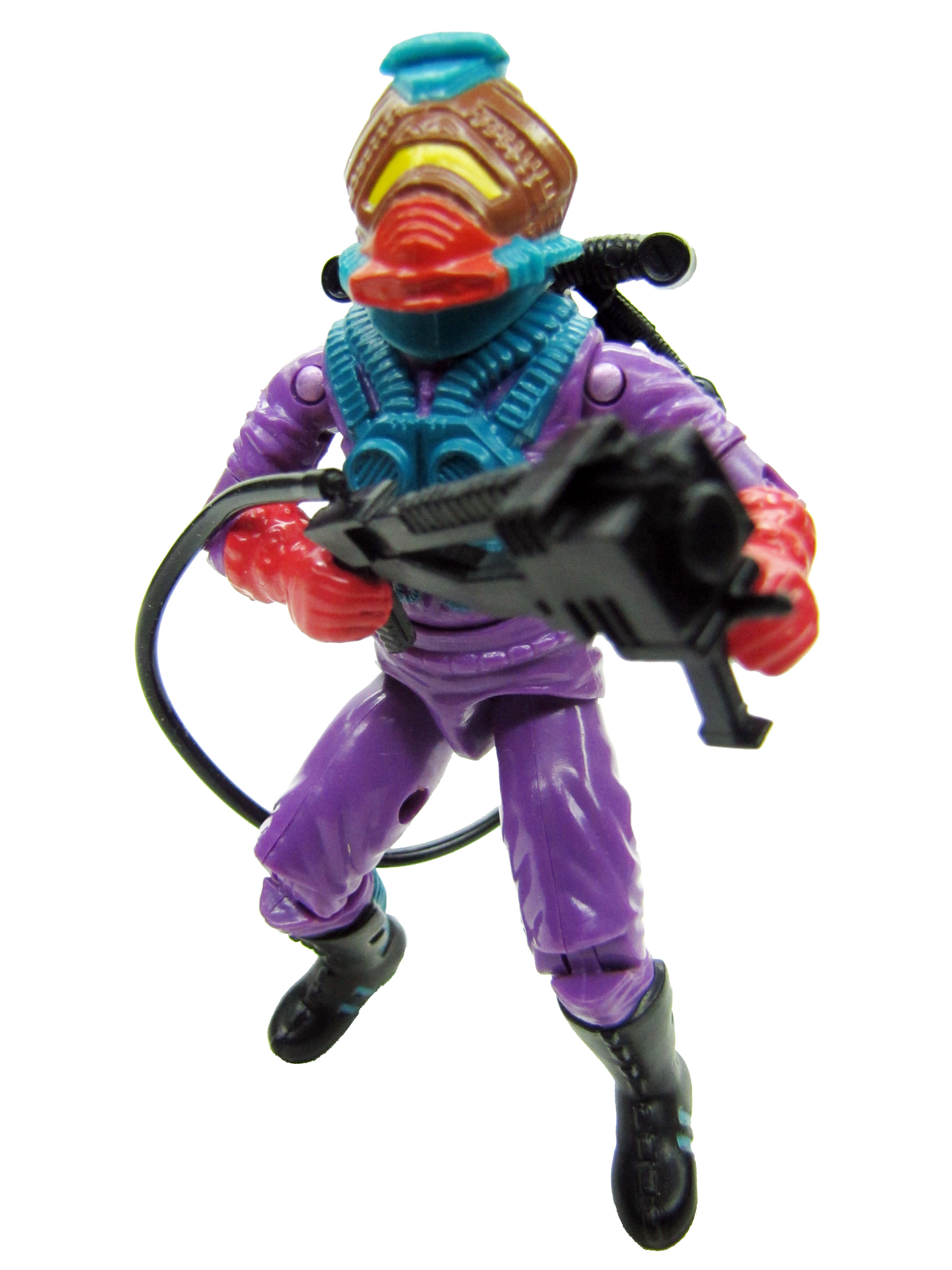 1988 GIJoe COBRA TOXO-VIPER COBRA HOSTILE ENVIRONMENT TROOPER