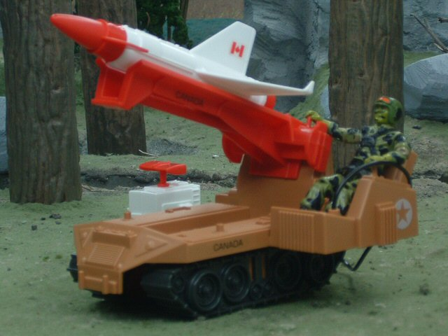 1988 GIJoe R.P.V. Remote Pilot Vehicle Complete