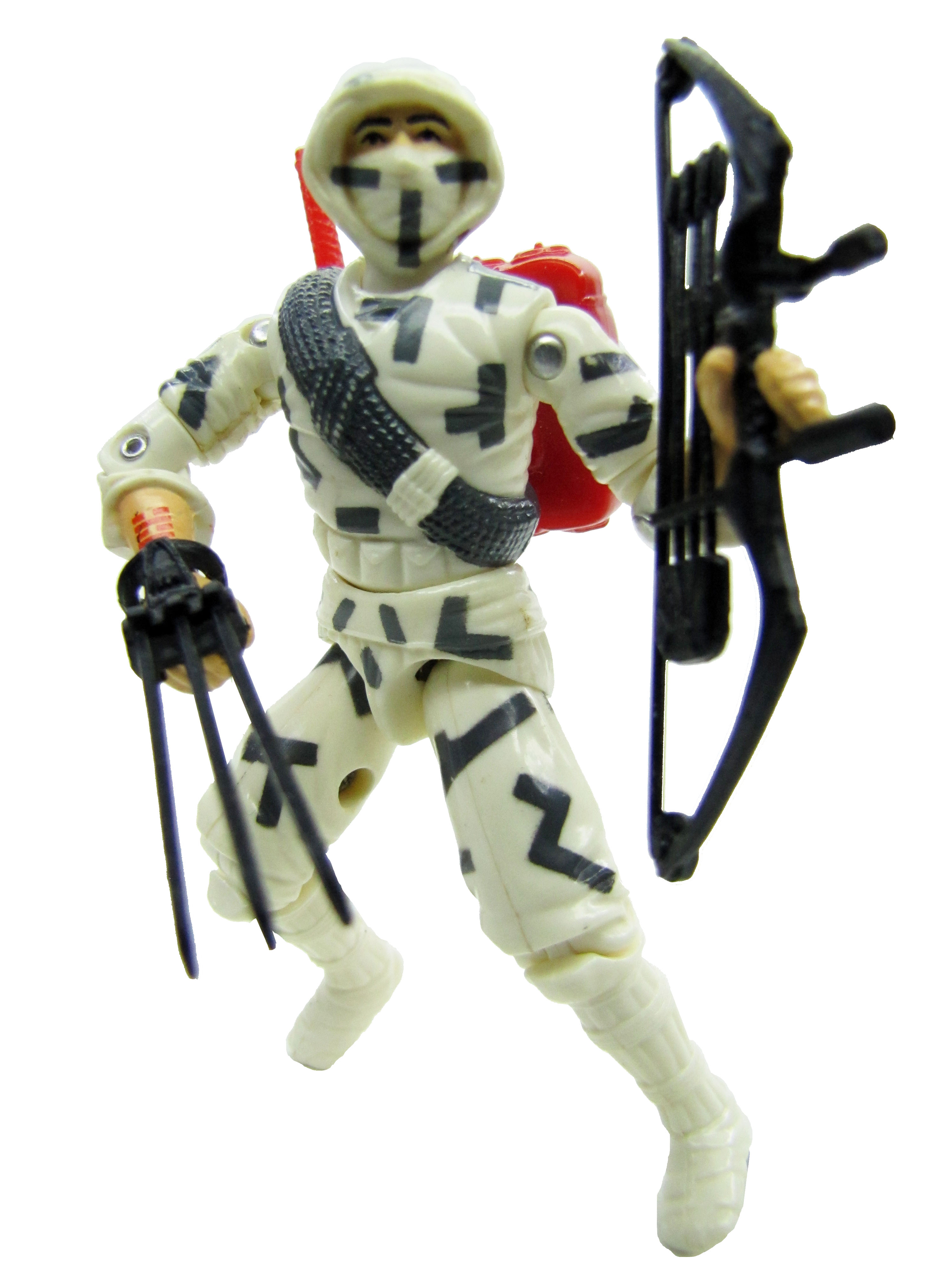 1988 GIJoe STORM SHADOW NINJA INTELLIGENCE Complete