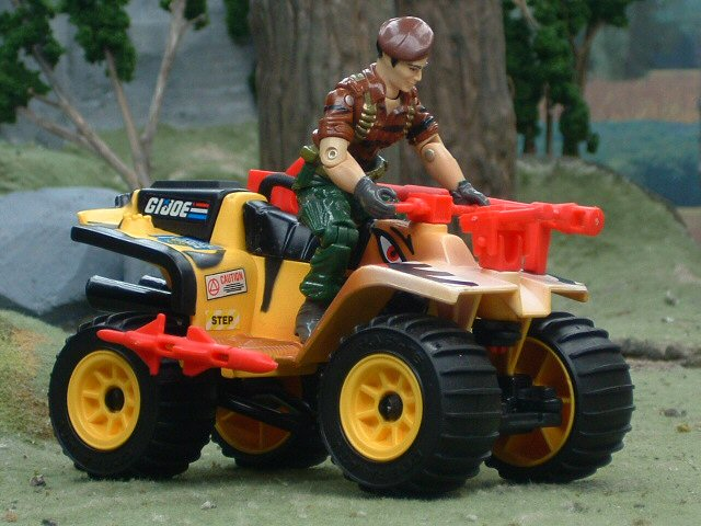 1988 GIJoe Tiger Force Tiger Paw Complete