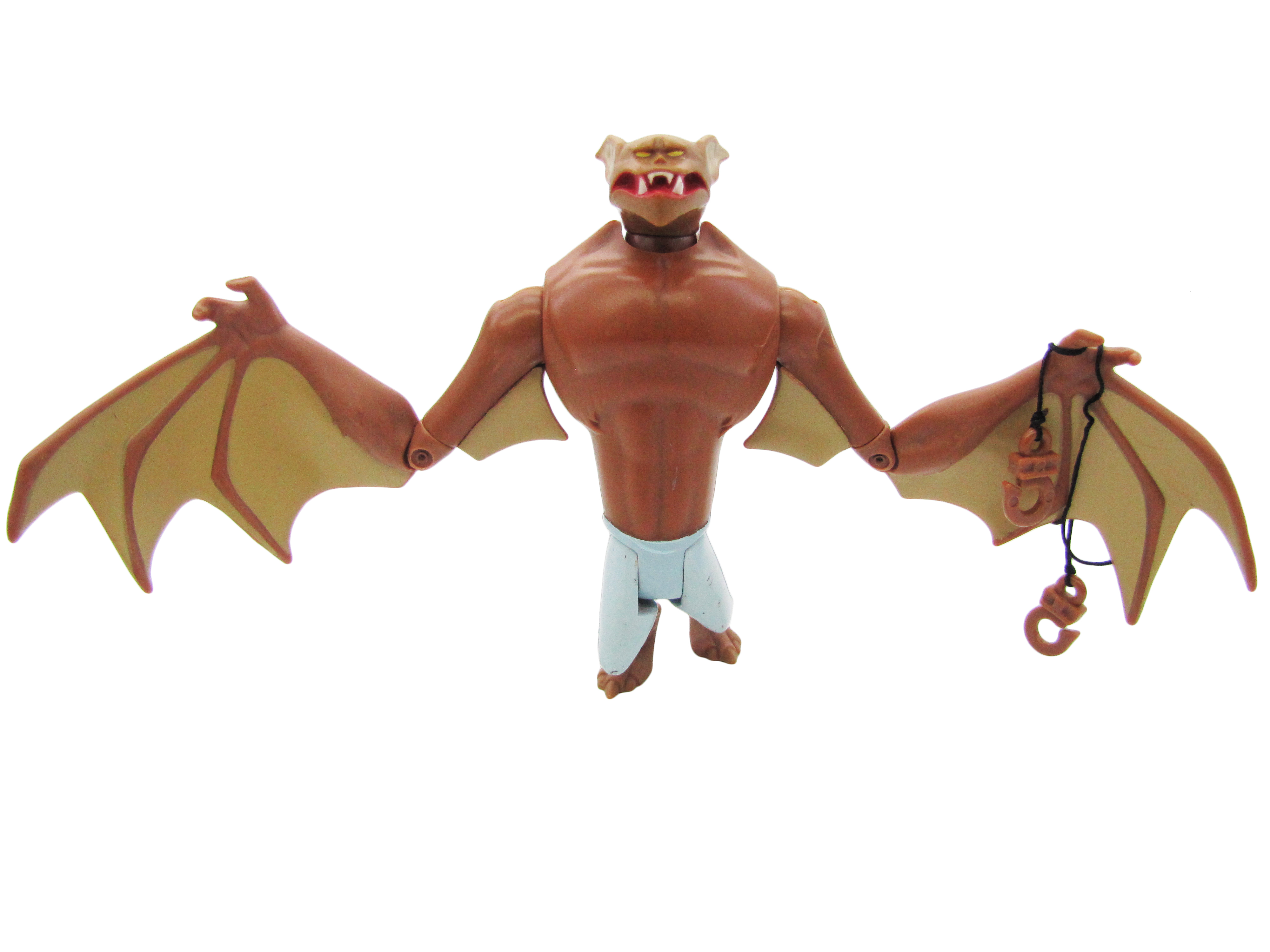 1992 Batman The Animated Series MAN-BAT Complete Mint