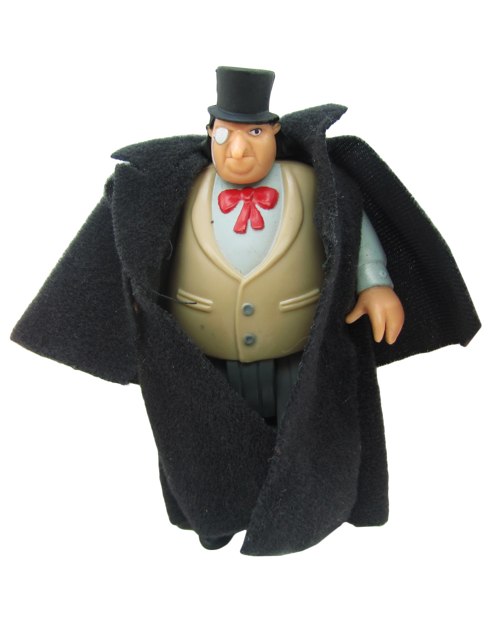 1992 Batman The Animated Series THE PENGUIN with Trench Coat Mint
