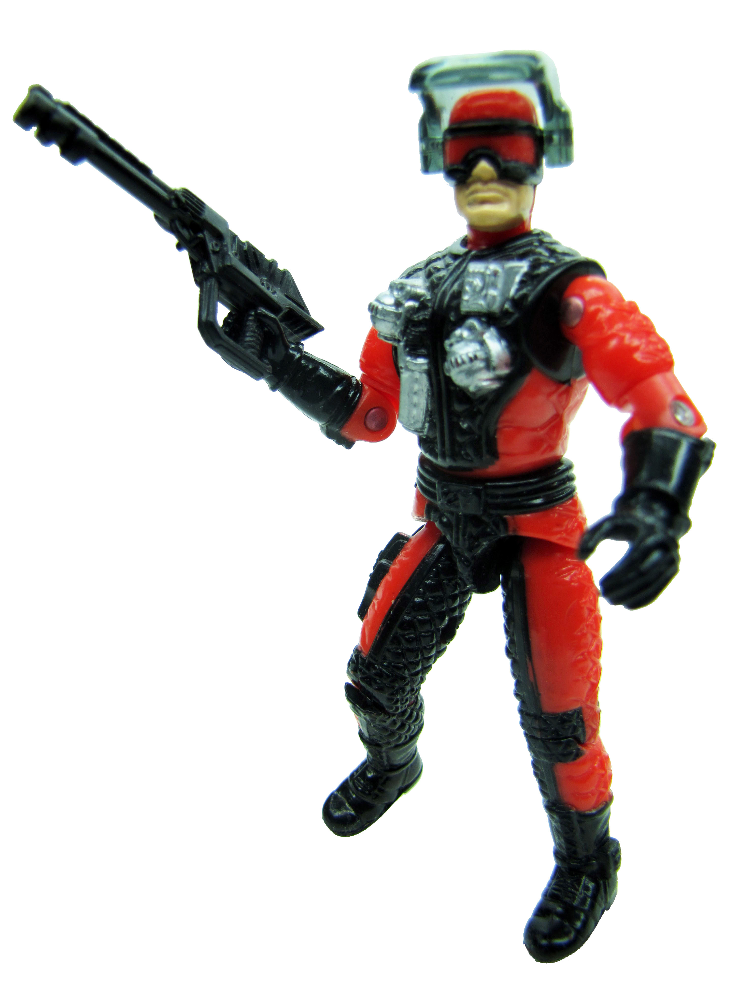 1992 GIJoe Cobra Air Devil ACROBATIC AERIAL ASSAULT TROOPER