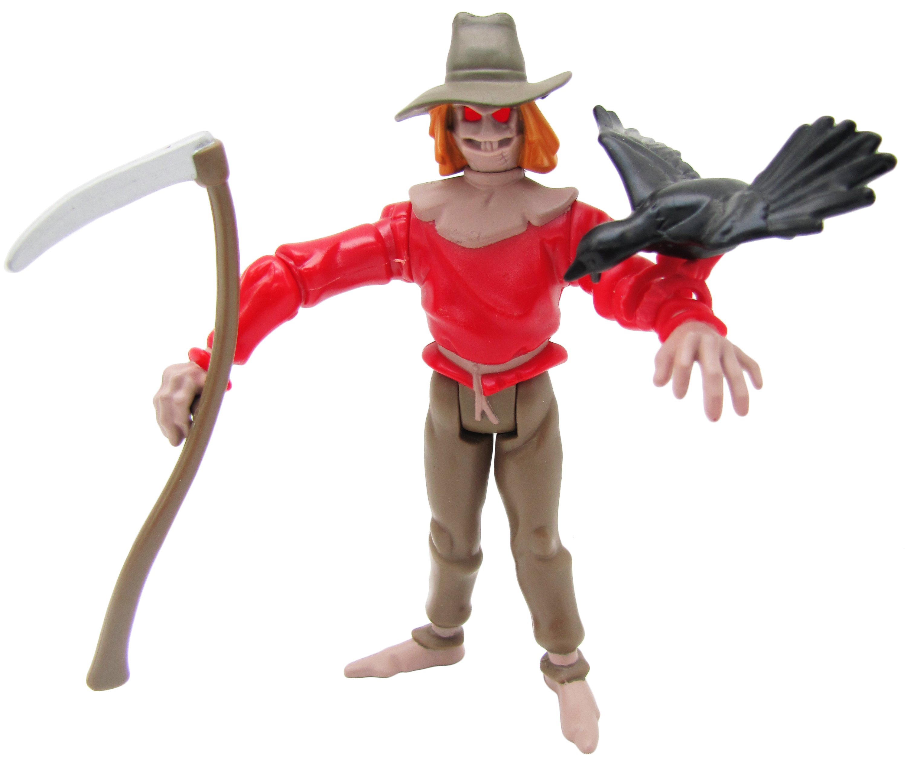 1993 Batman The Animated Series SCARECROW Complete Mint