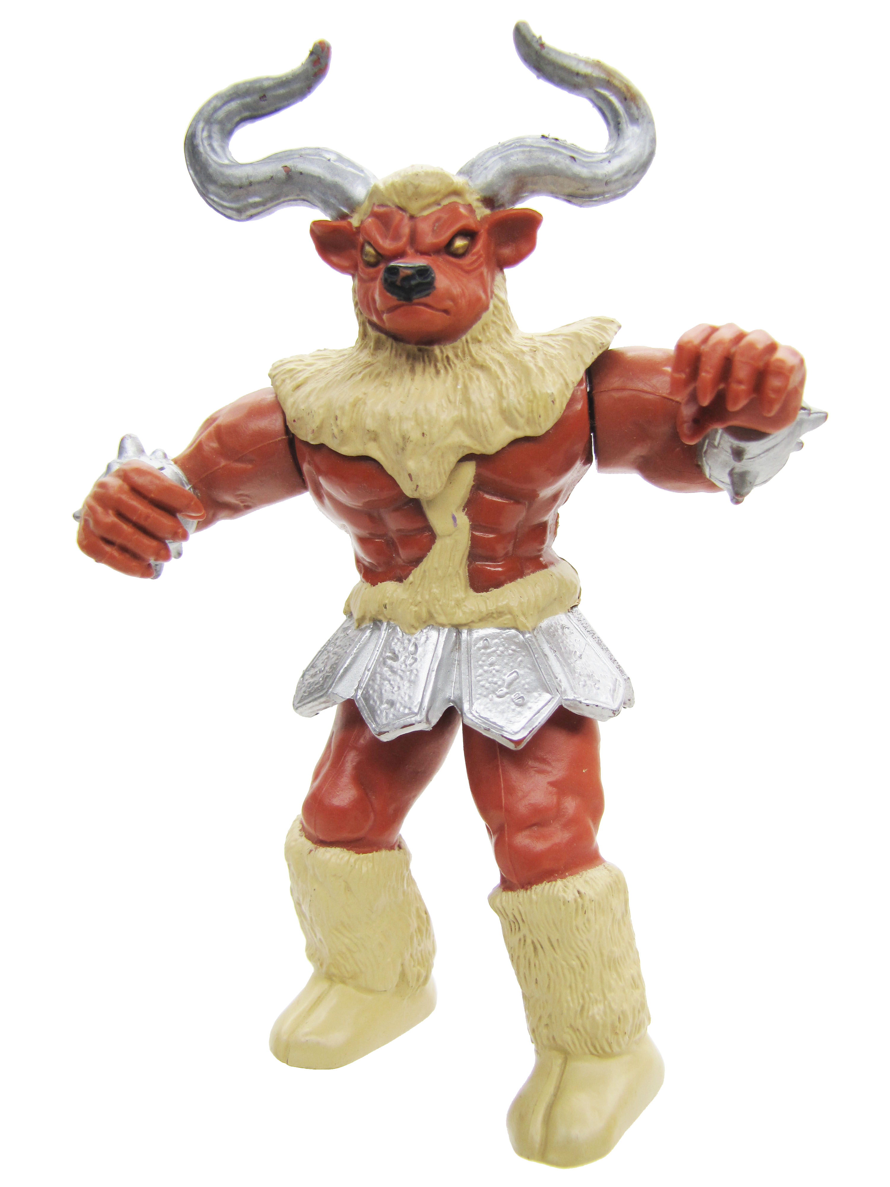1994 Mighty Morphin Power Rangers Slash & Block Minotaur