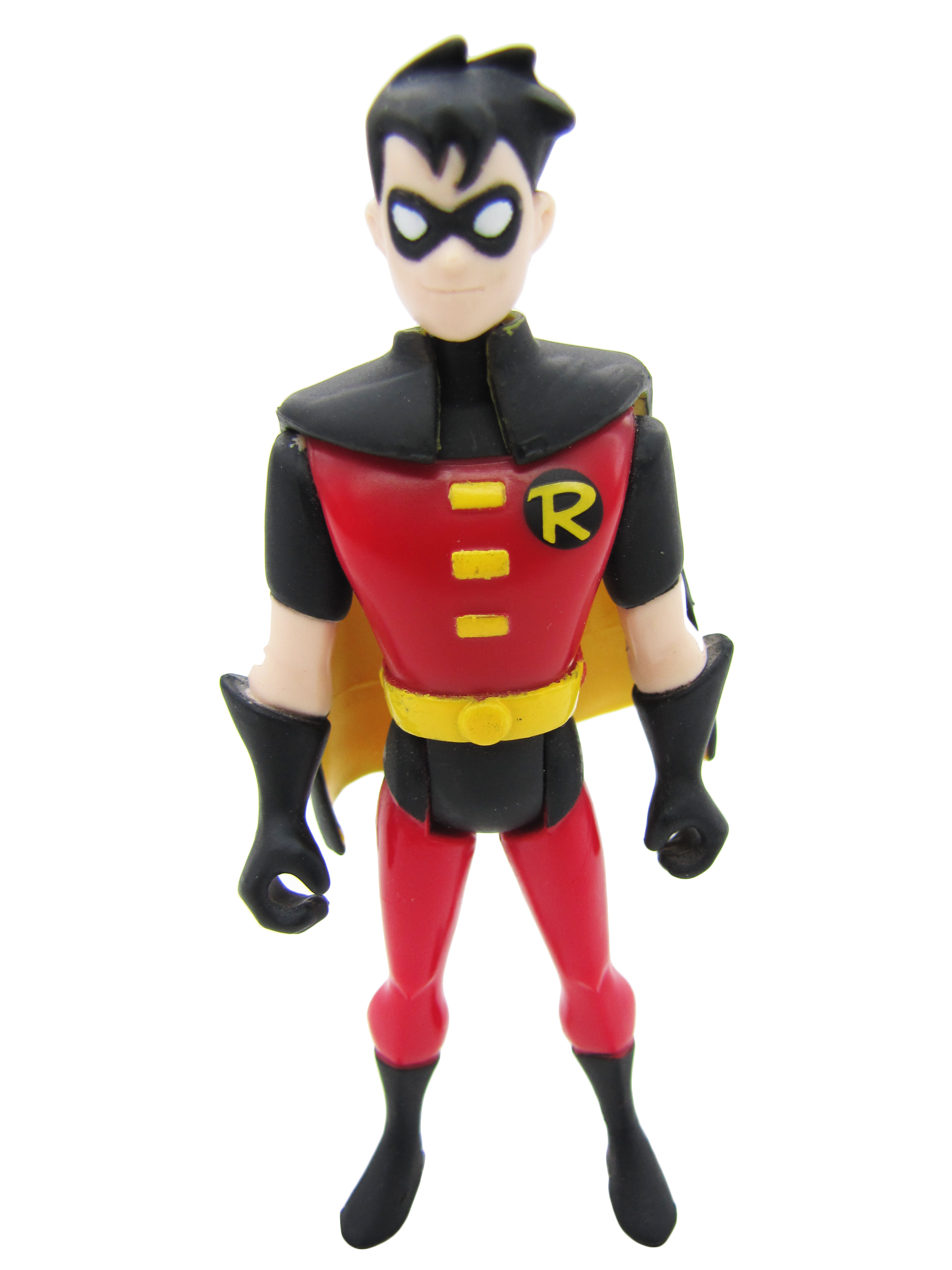 1997 The New Batman Adventures CRIME FIGHTER ROBIN Mint