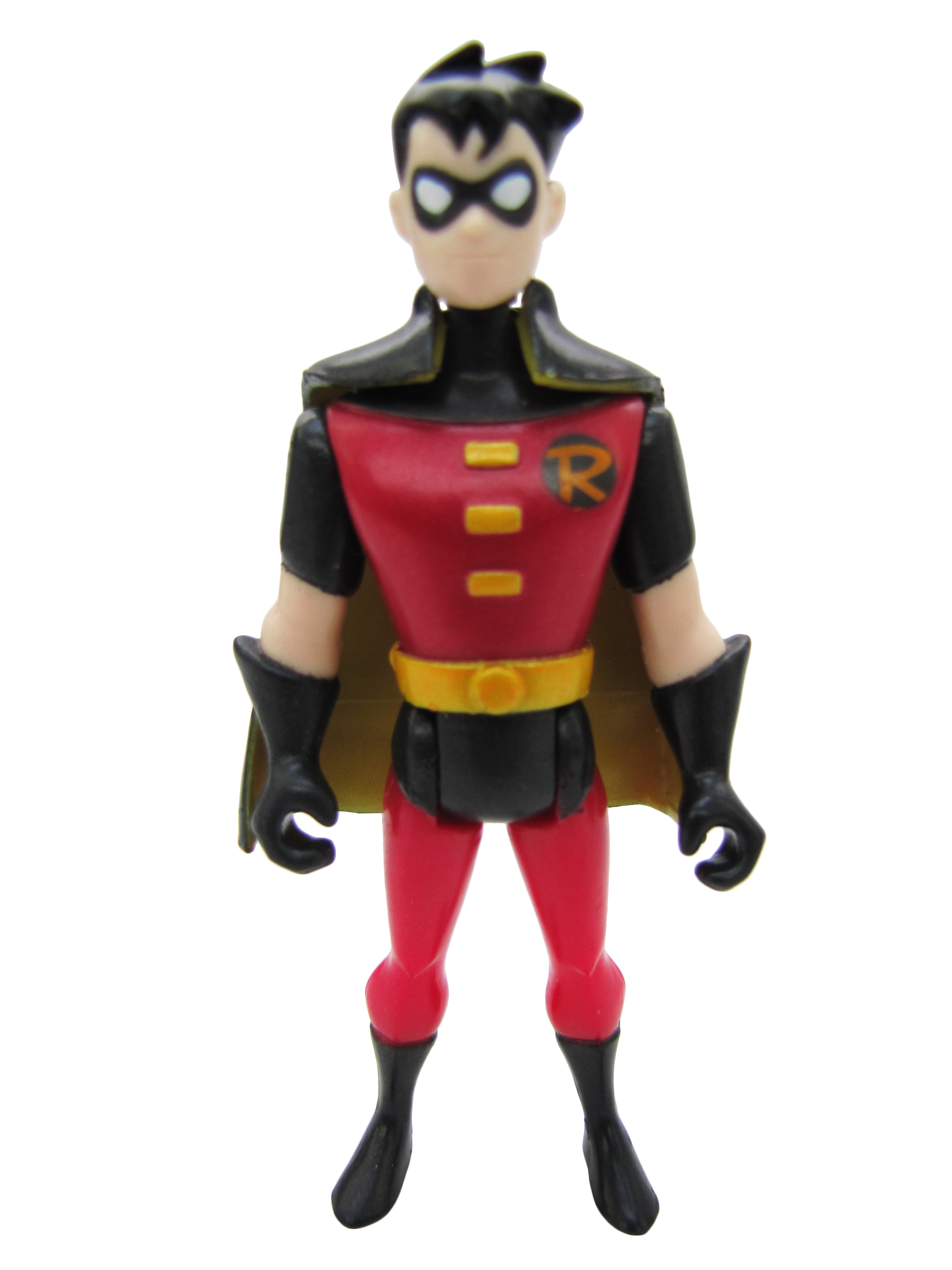 1998 The New Batman Adventures KNIGHT FORCE HERO COLLECTION ROBIN Mint