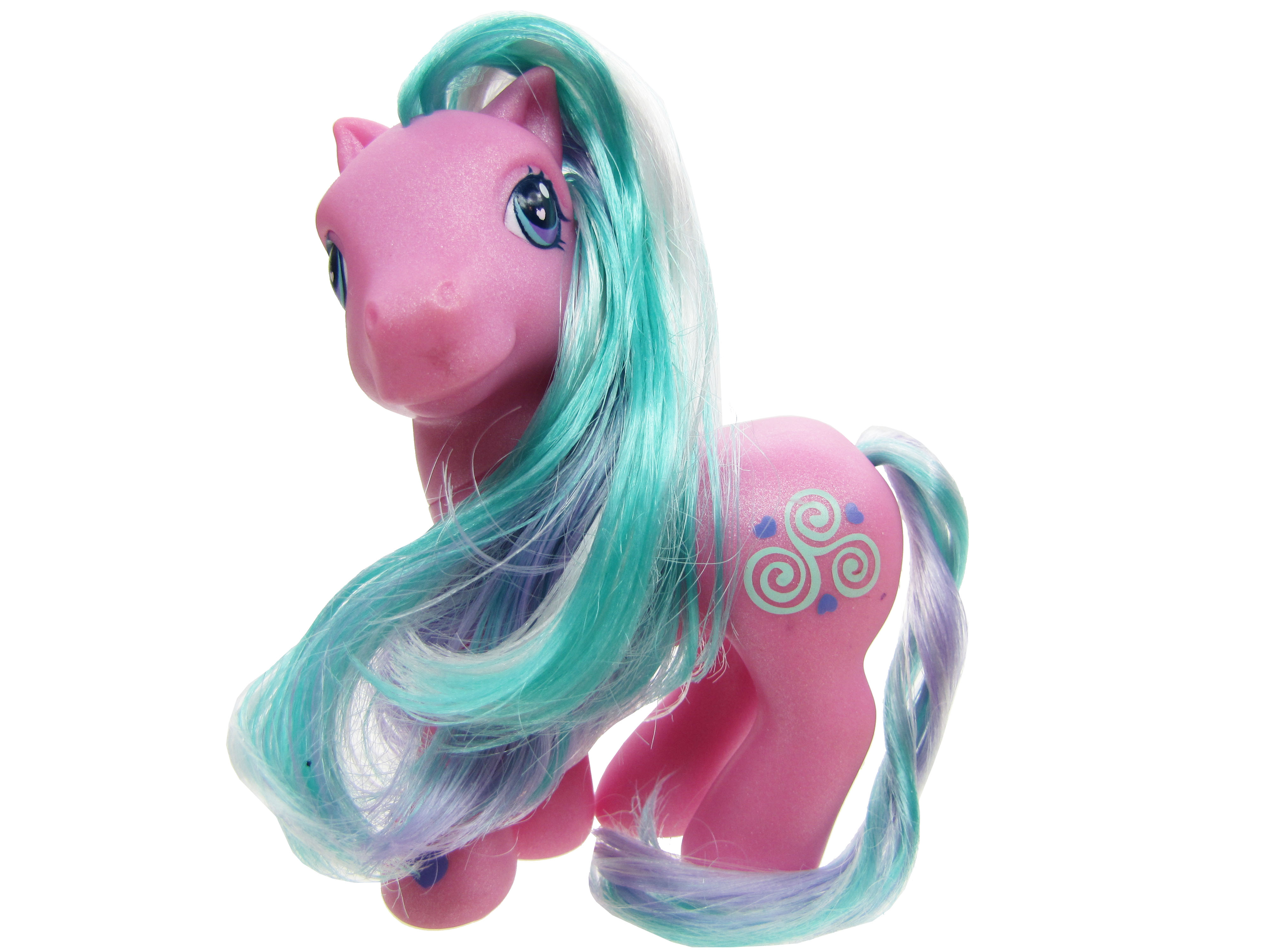 2002 My Little Pony Toola Roola