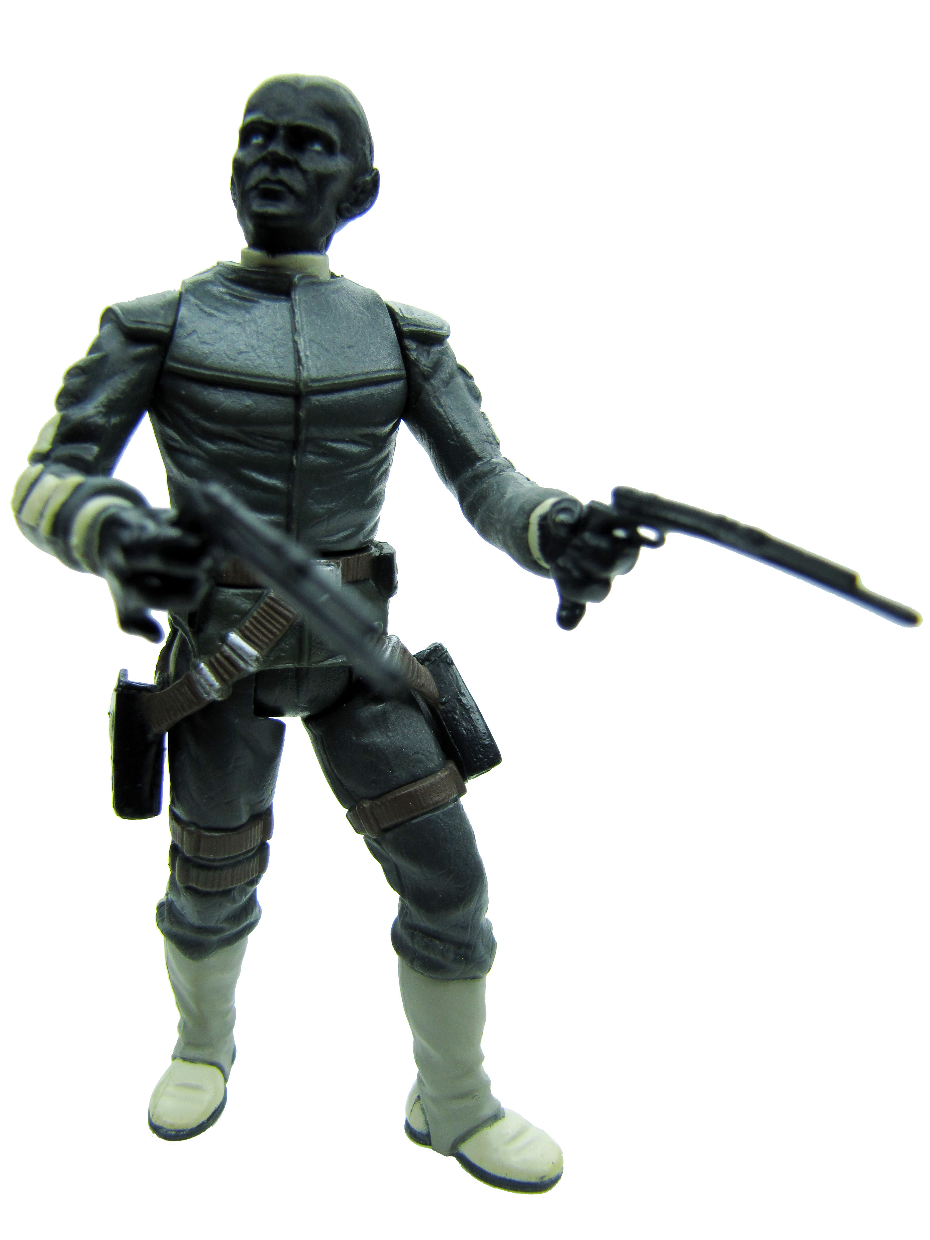 2002 Star Wars Saga DJAS PUHR Alien Bounty Hunter Complete