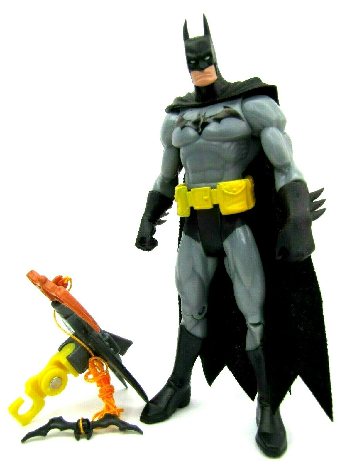 2003 Batman DC Super Heroes ZIPLINE BATMAN Complete