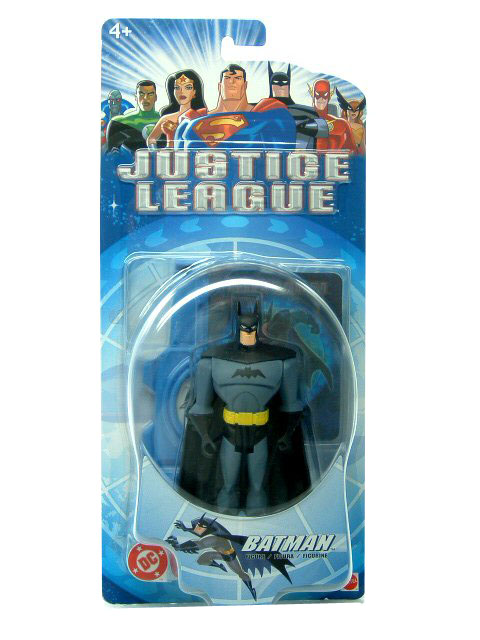 Justice League Batman Sealed Mint on Card