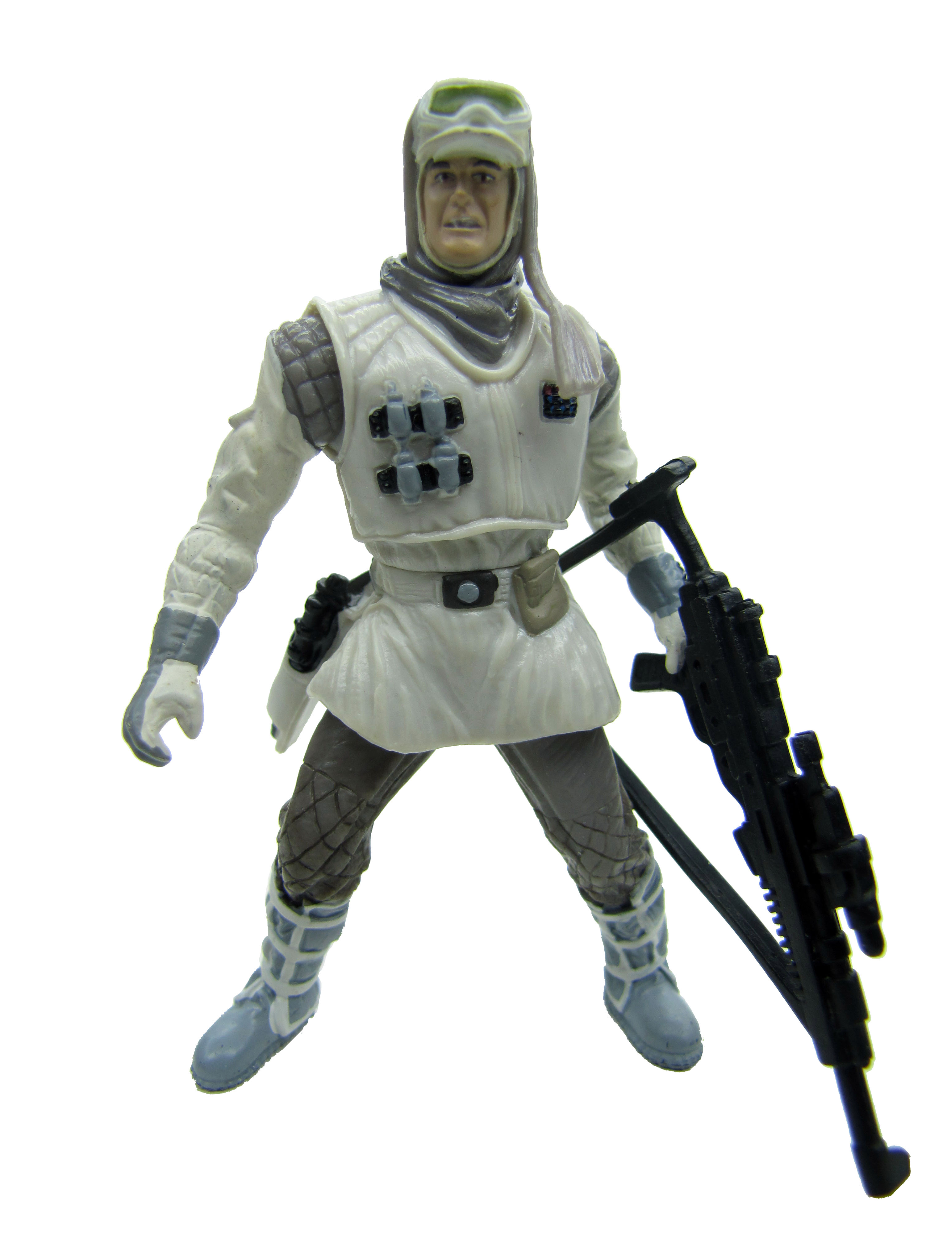 2003 Star Wars Saga HOTH TROOPER Hoth Evacuation Complete