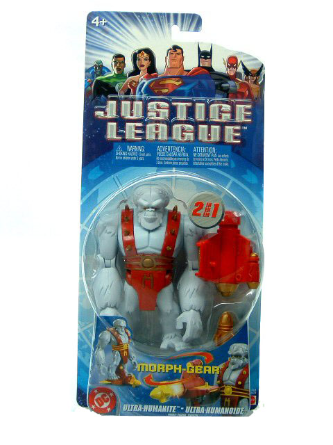 Justice League Ultra-Humanite Sealed Mint on Card