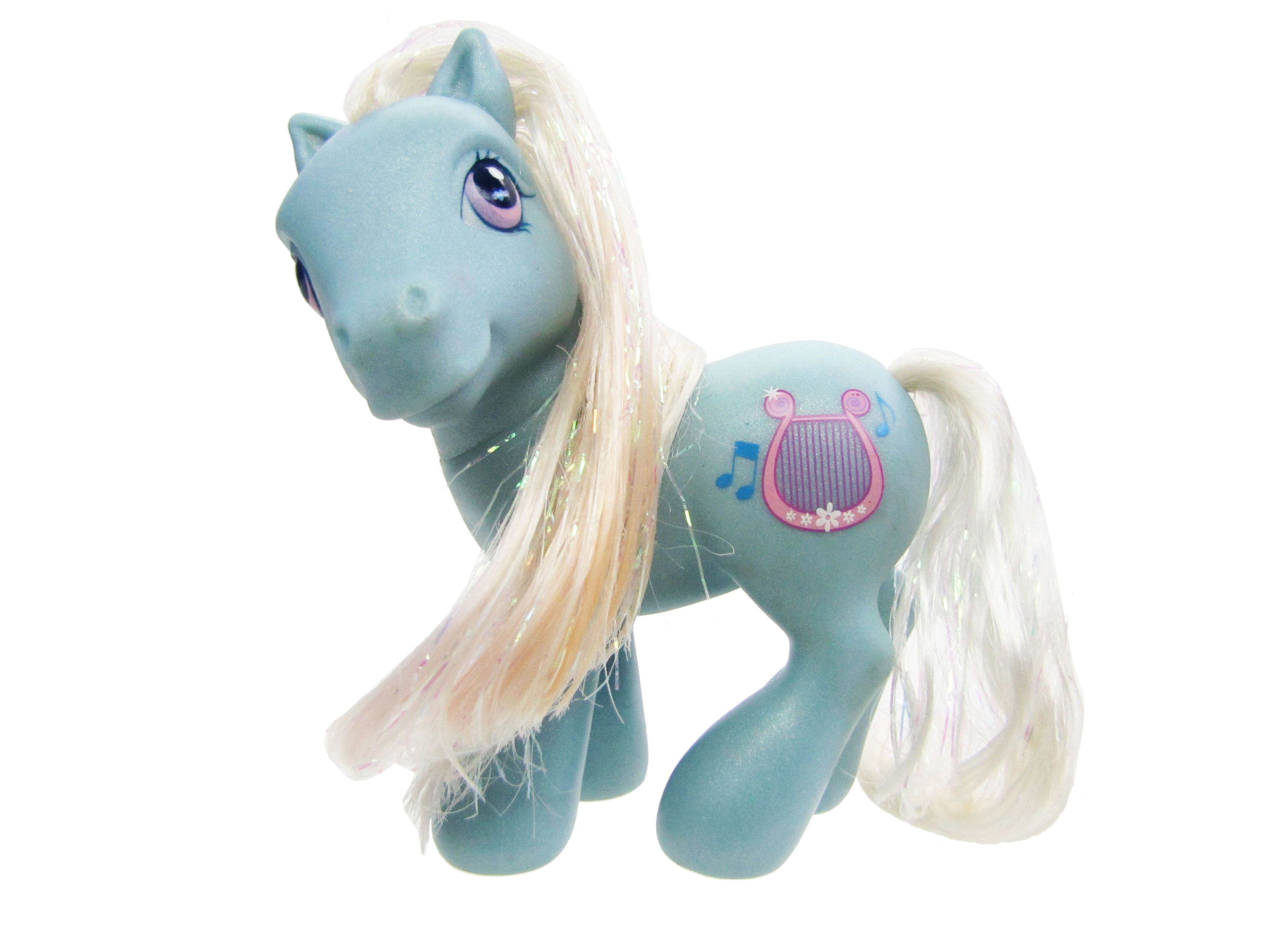 2004 My Little Pony Perfectly Pony Bee Bop